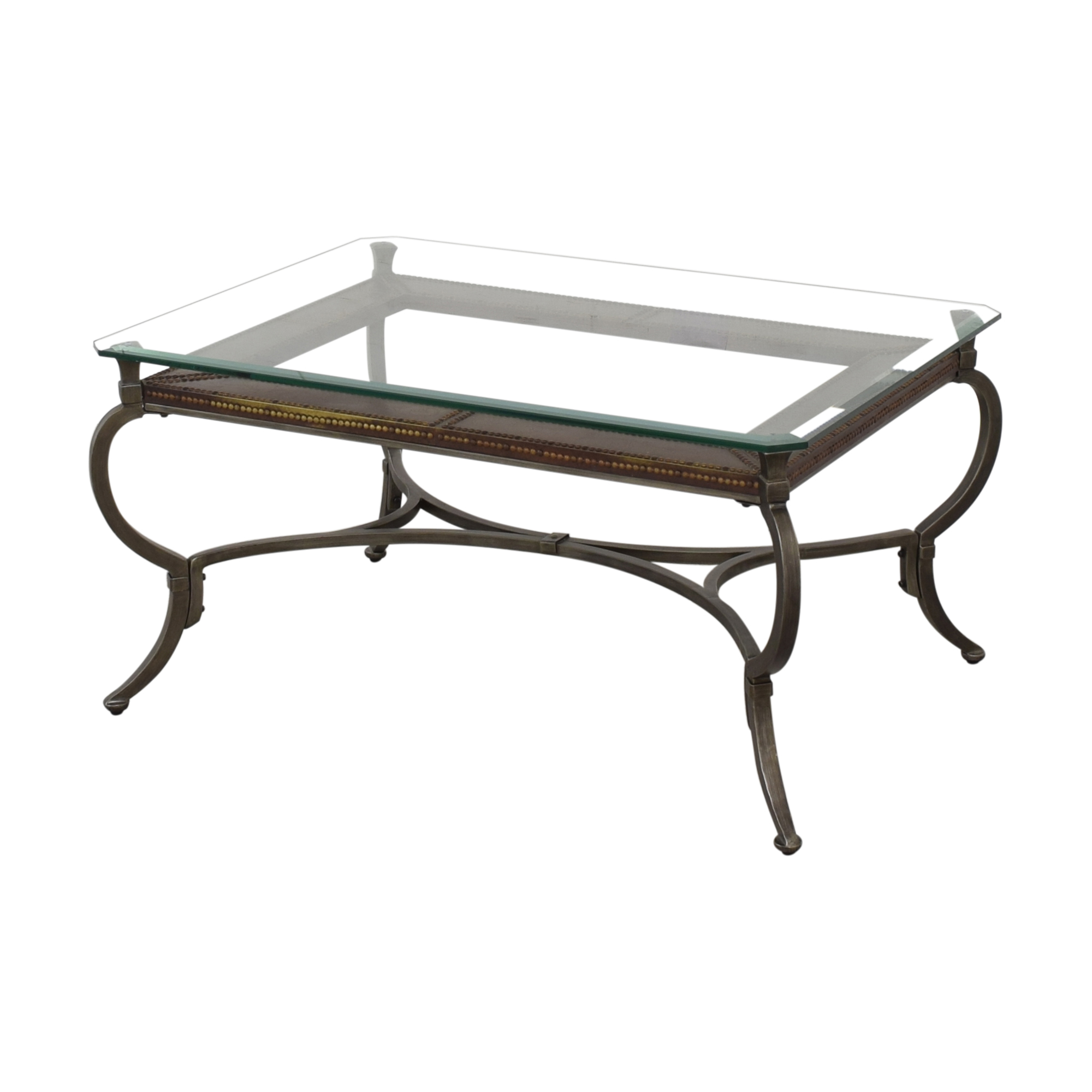 buy Artistica Glass Coffee Table Artistica