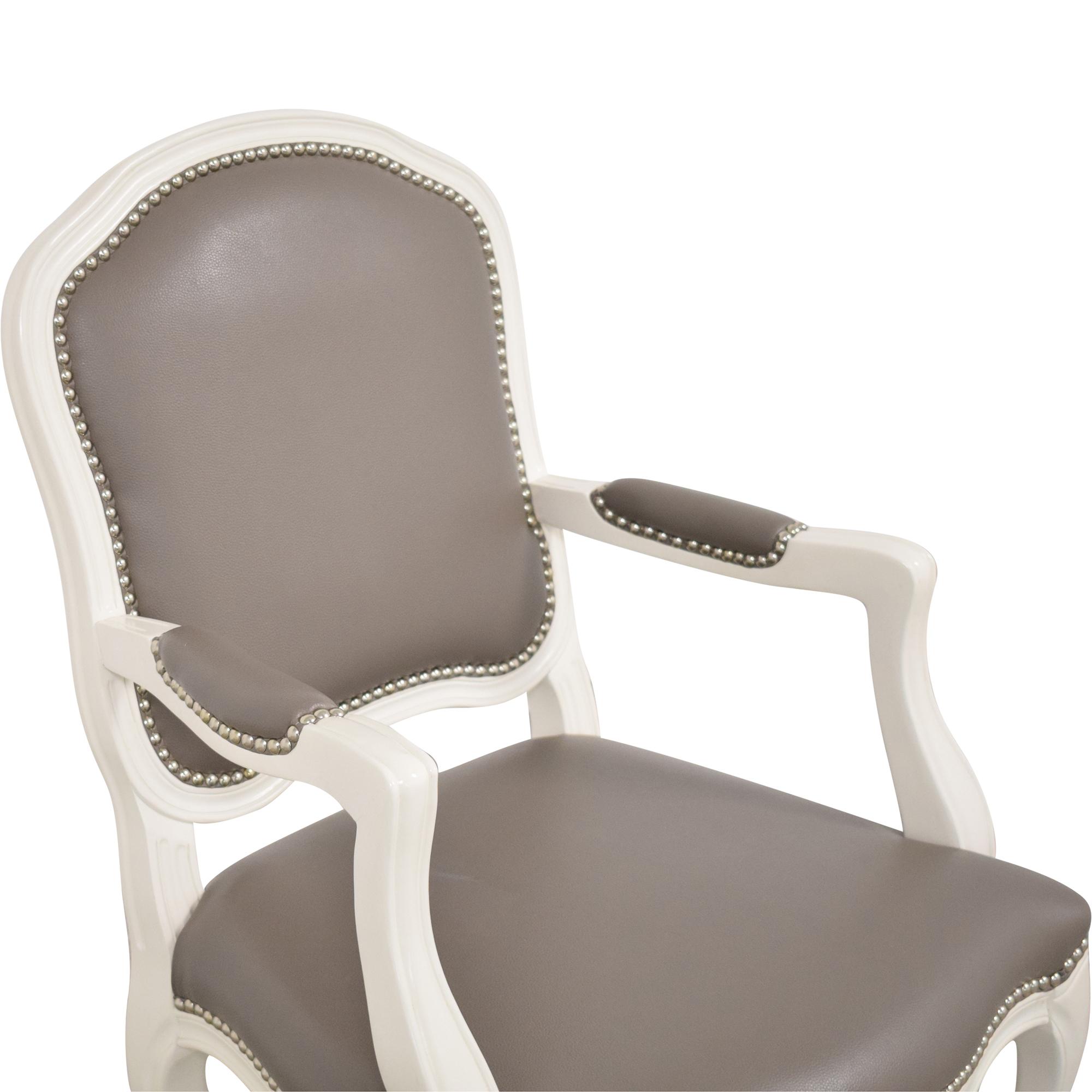 CB2 CB2 Stick Around Arm Chair by Novogratz for sale