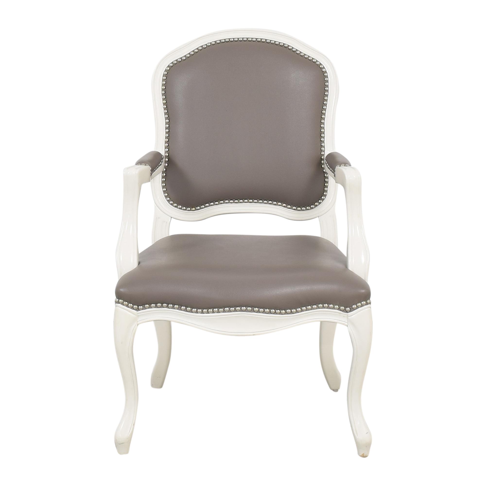 CB2 CB2 Stick Around Arm Chair by Novogratz pa