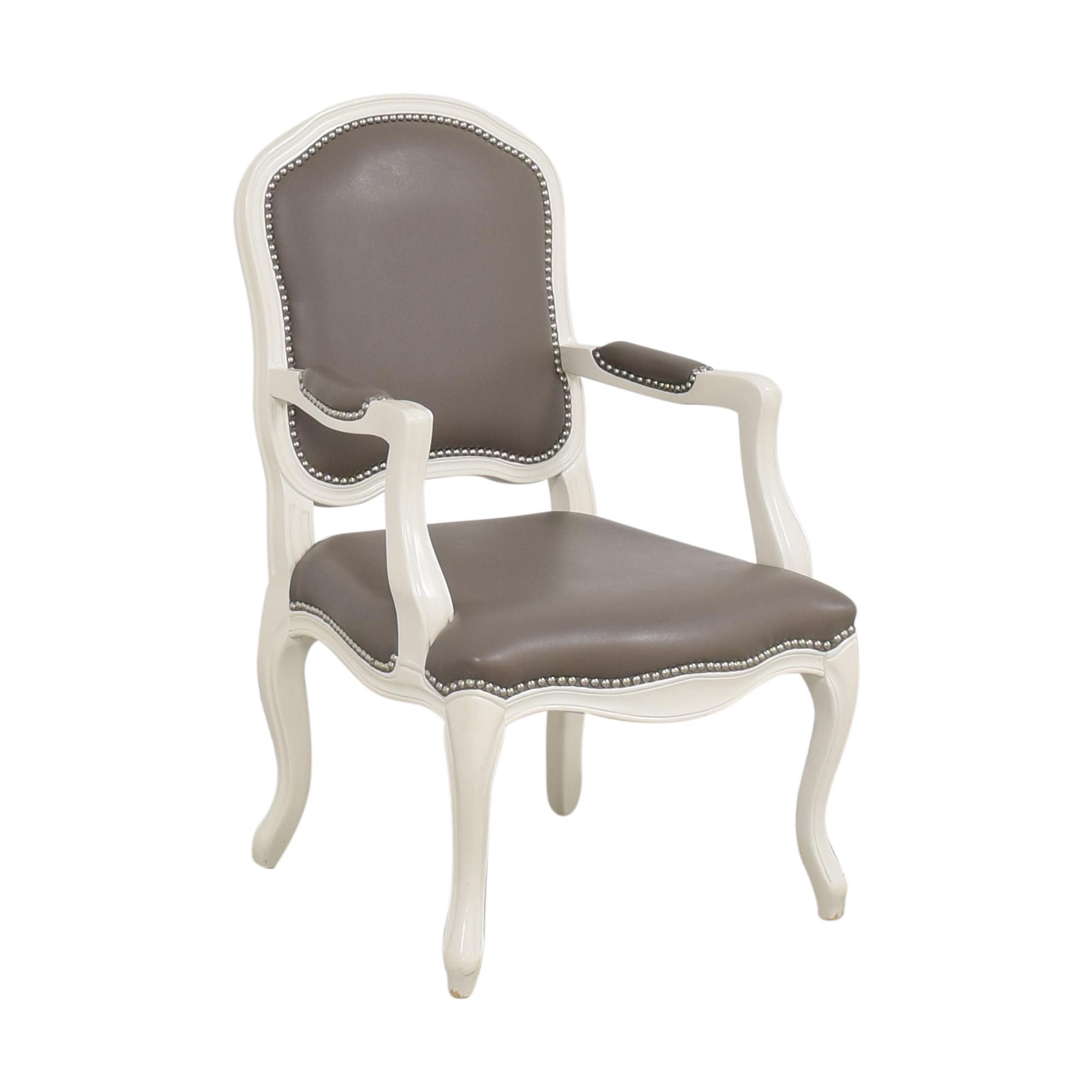 shop CB2 Stick Around Arm Chair by Novogratz CB2 Chairs