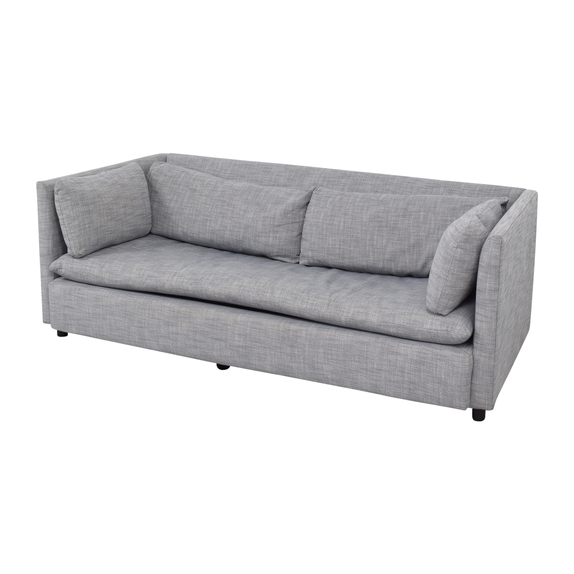 buy West Elm Shelter Queen Sleeper Sofa West Elm Sofas