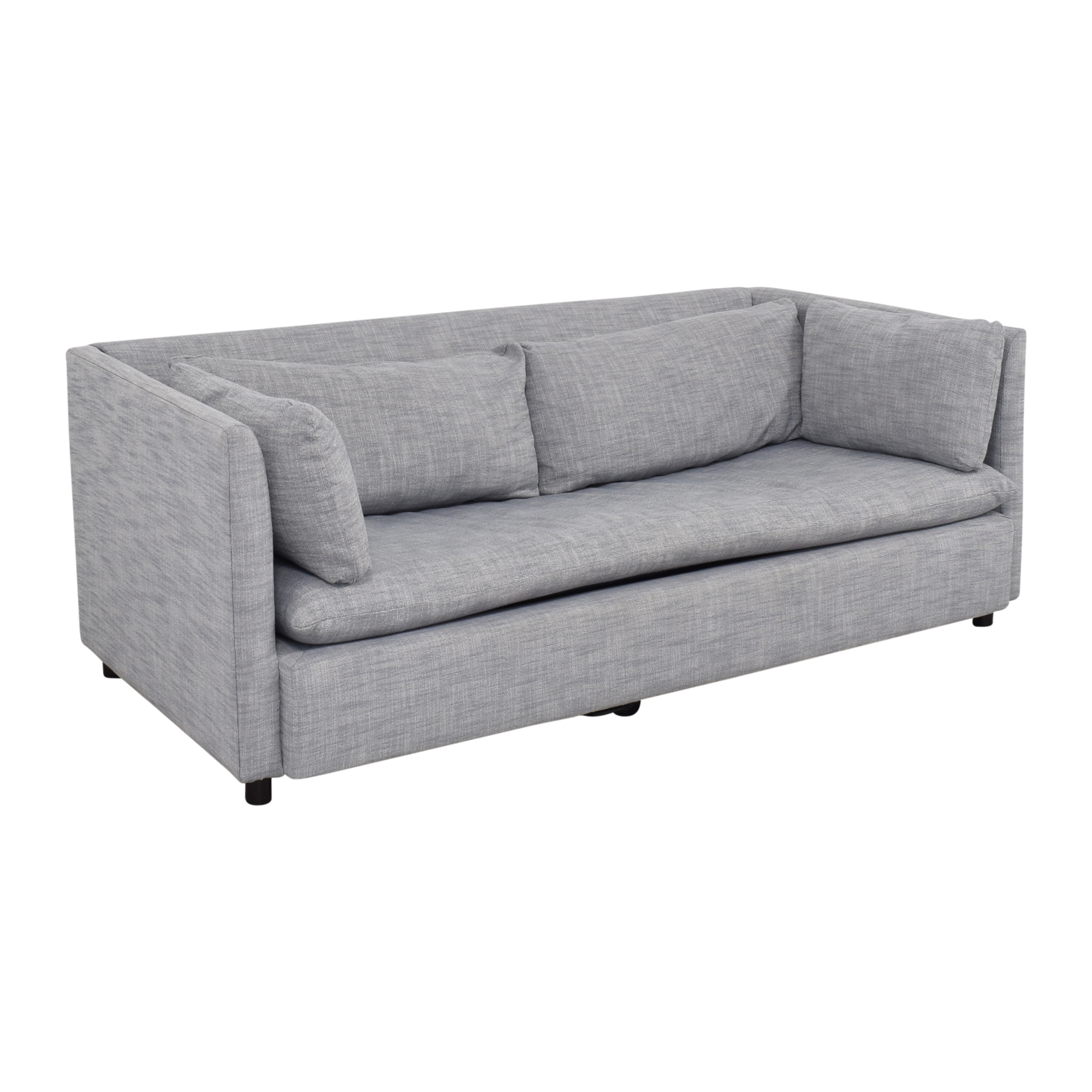 buy West Elm Shelter Queen Sleeper Sofa West Elm Sofa Beds