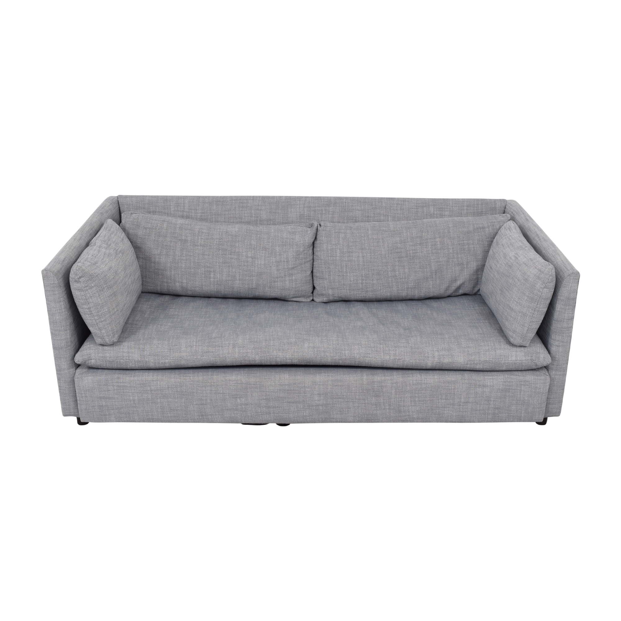 shop West Elm Shelter Queen Sleeper Sofa West Elm Sofa Beds