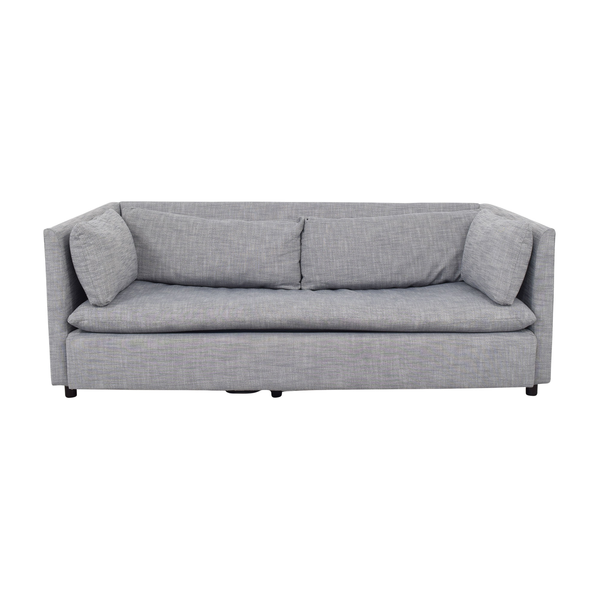 West Elm Shelter Queen Sleeper Sofa West Elm