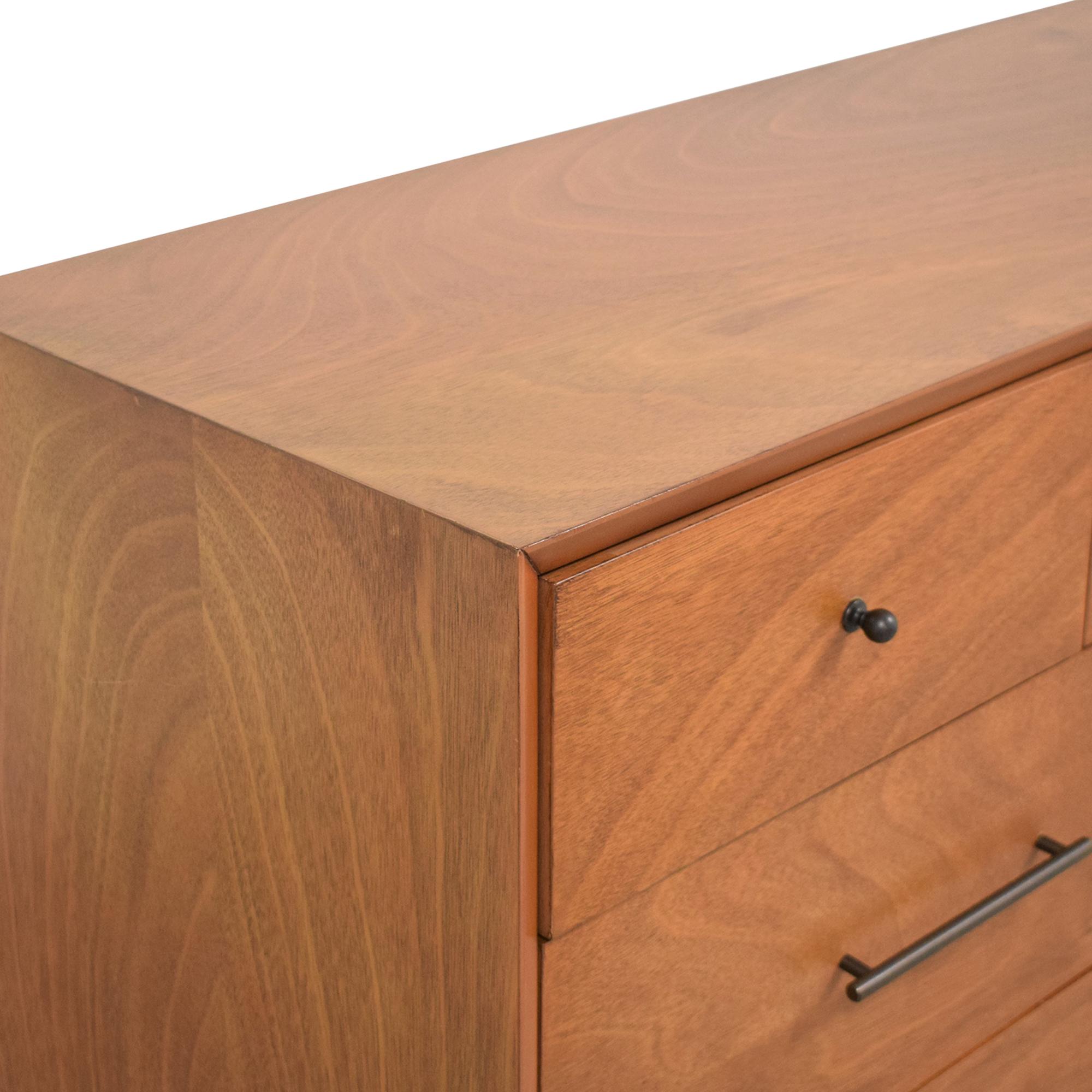 AllModern Foundstone Parocela Seven Drawer Dresser coupon