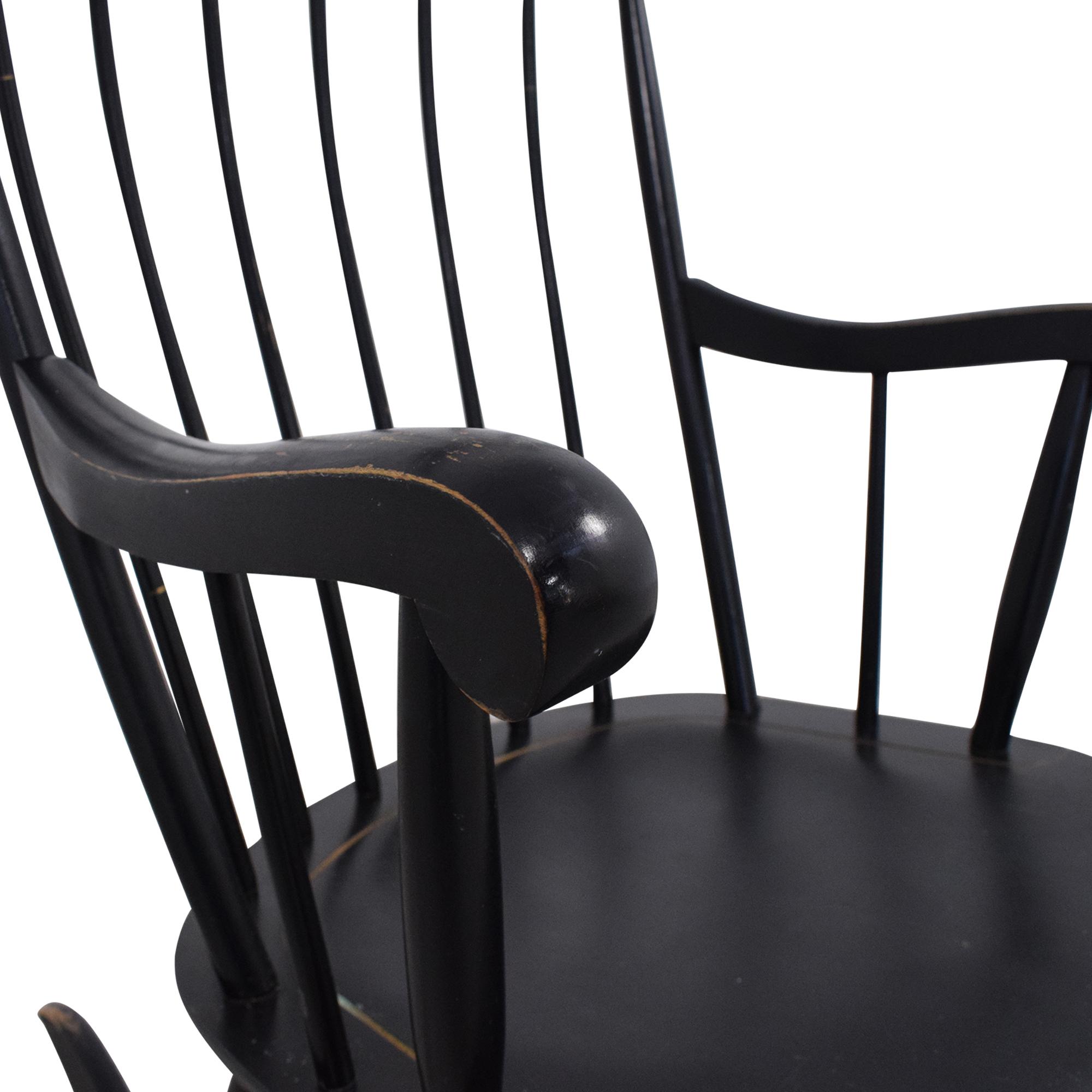 buy Nichols & Stone Rocking Chair Nichols & Stone