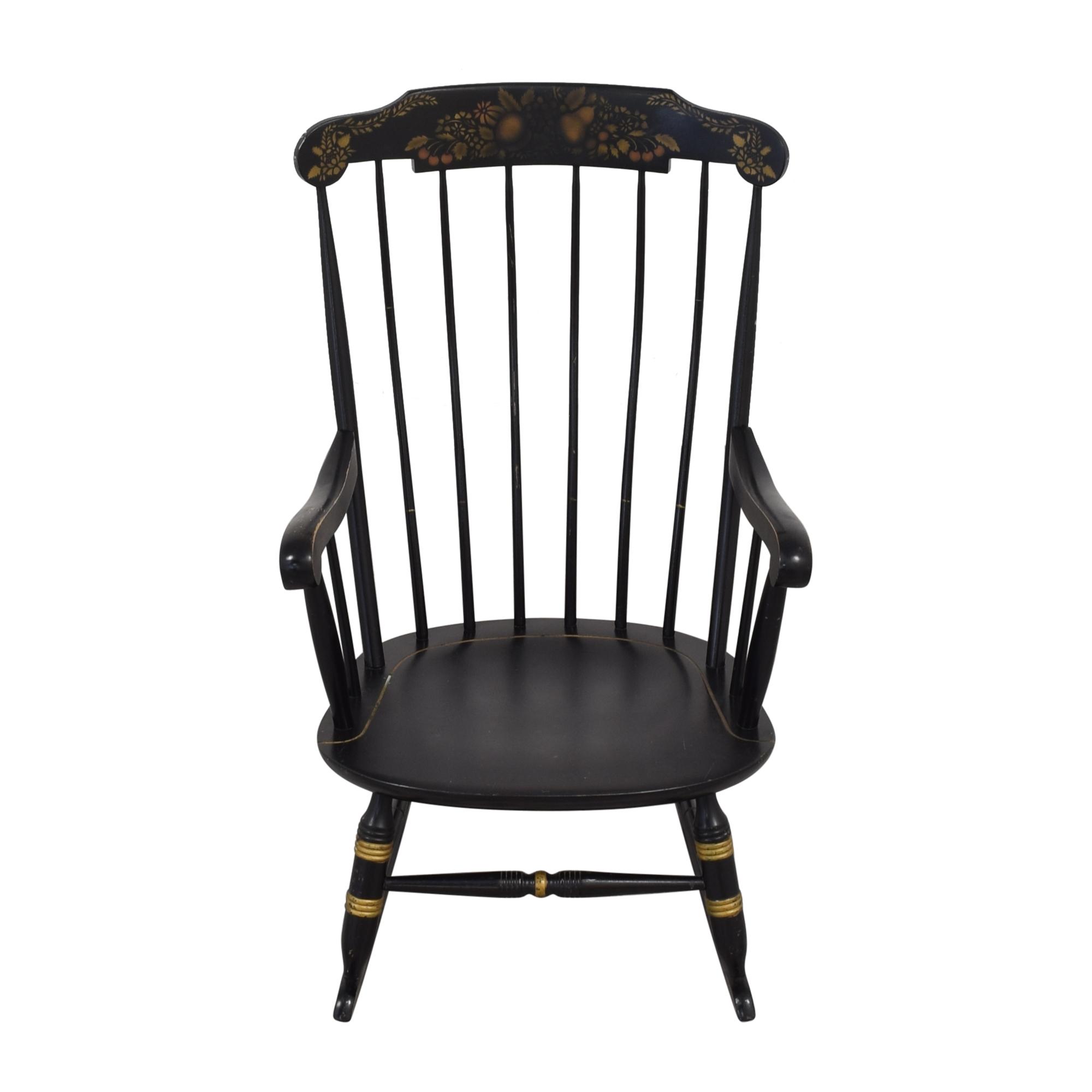 Nichols & Stone Nichols & Stone Rocking Chair nj