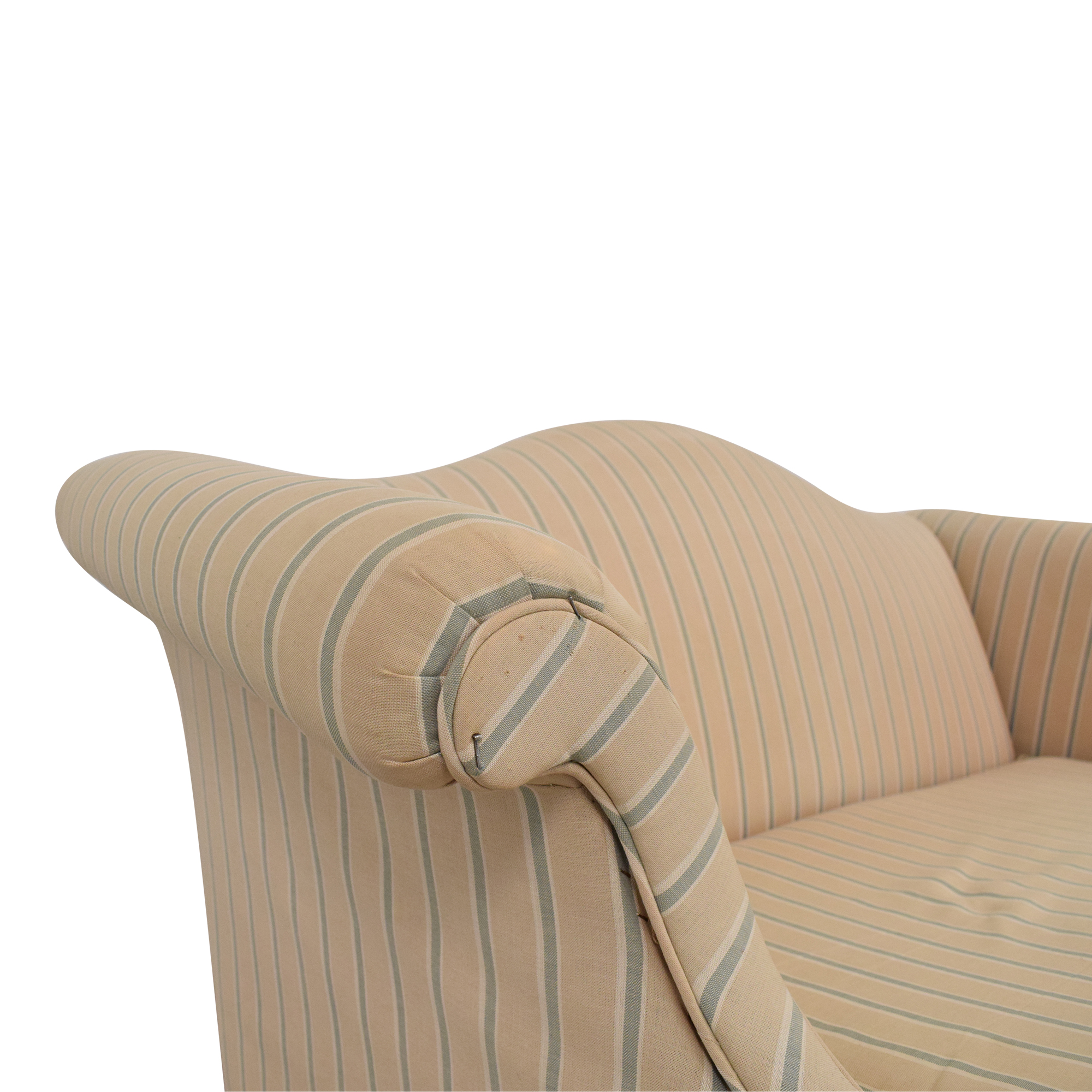 Chippendale Style Camelback Loveseat Sofas