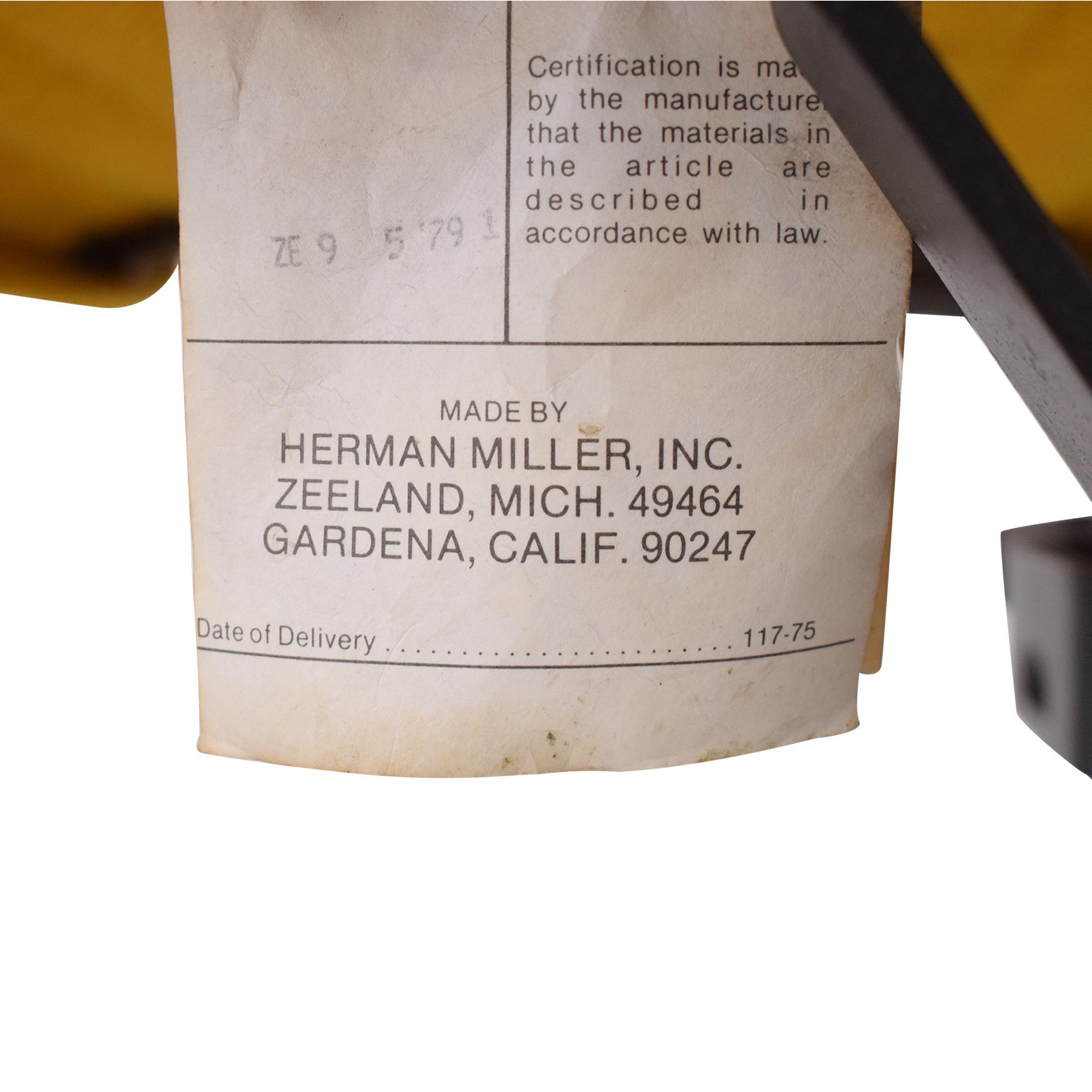 Herman Miller Herman Miller Eames Aluminum Group Management Chair second hand