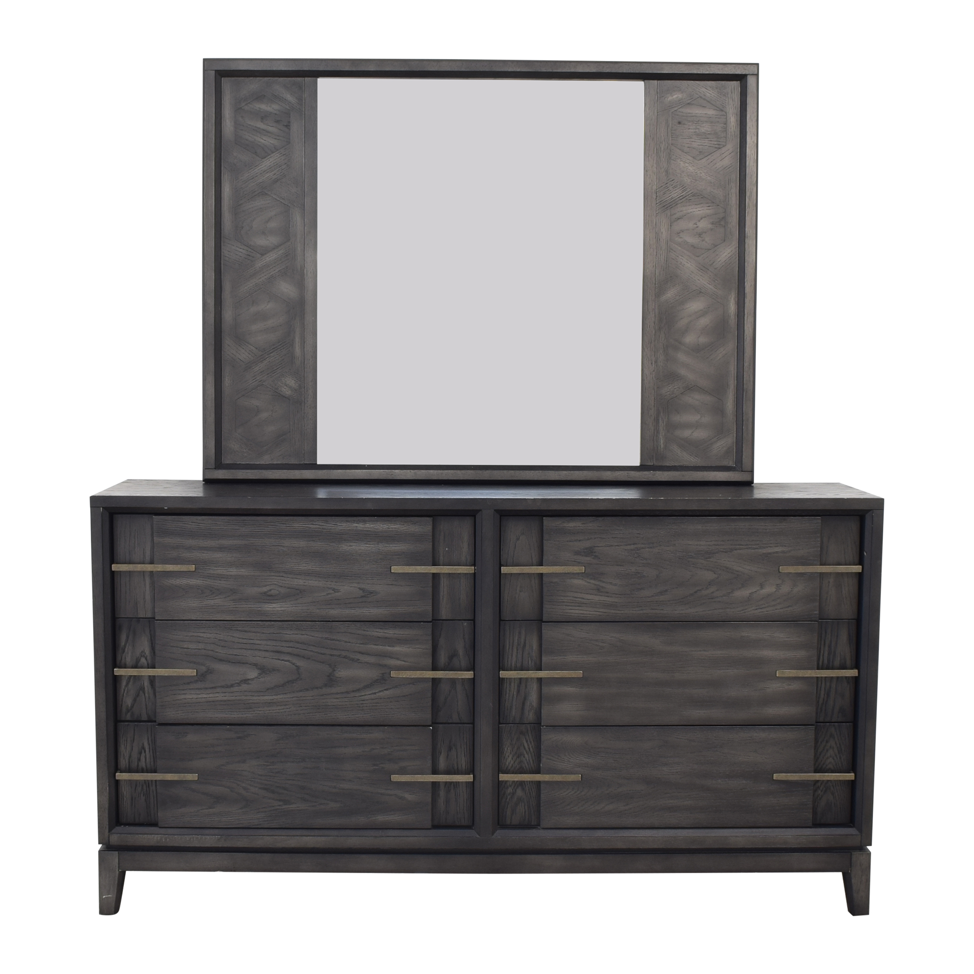 shop Magnussan Home Dresser with Mirror Magnussen Home Dressers