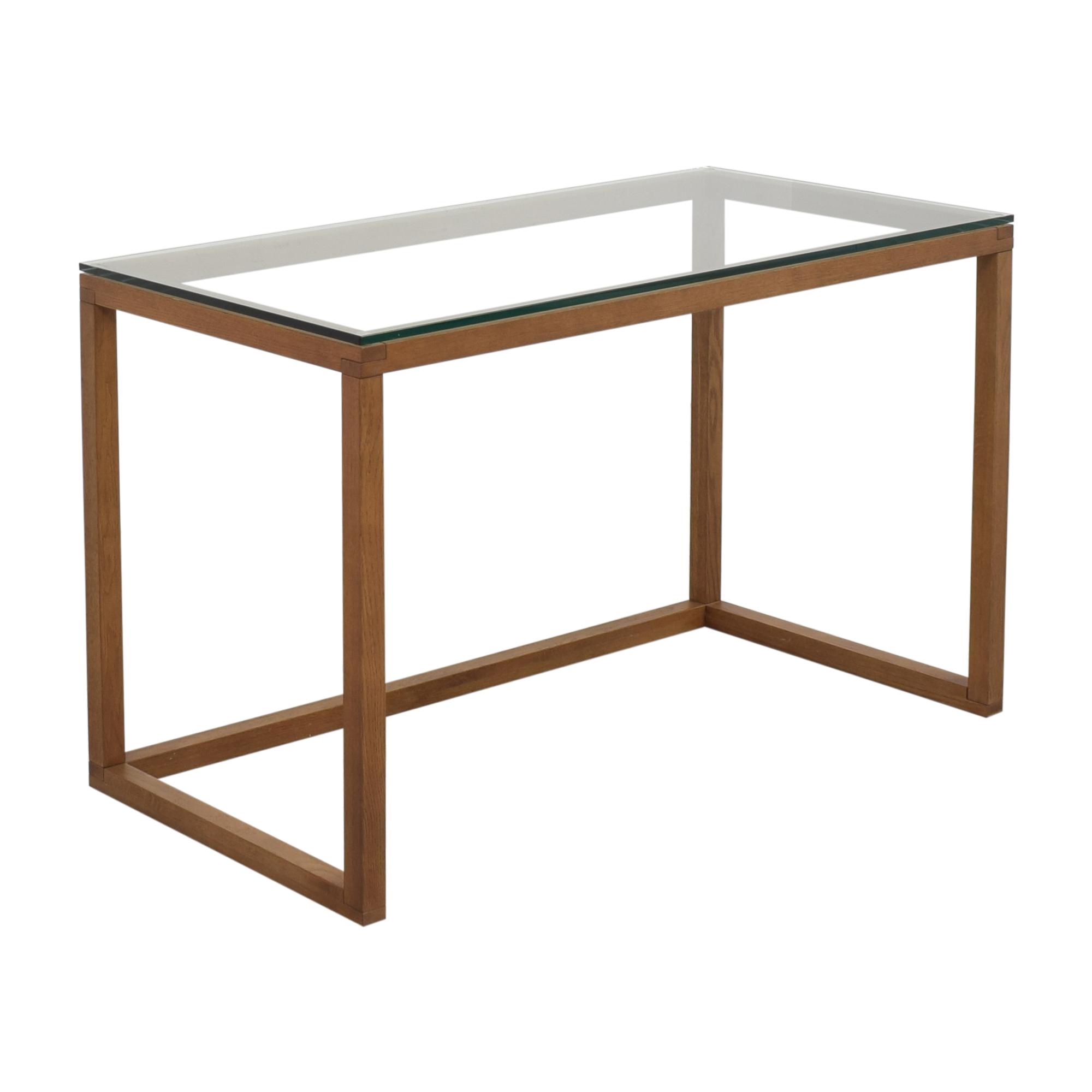 Crate & Barrel Crate & Barrel Anderson Desk ct