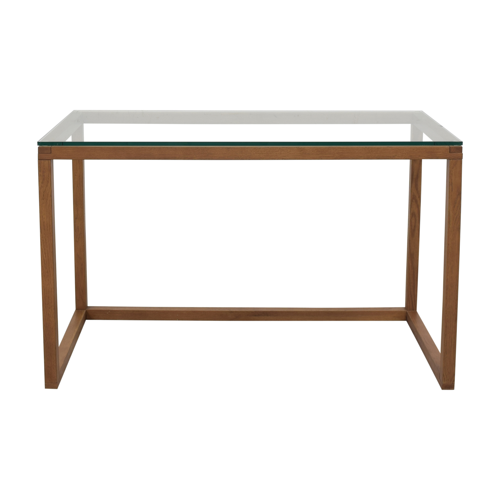 Crate & Barrel Crate & Barrel Anderson Desk dimensions
