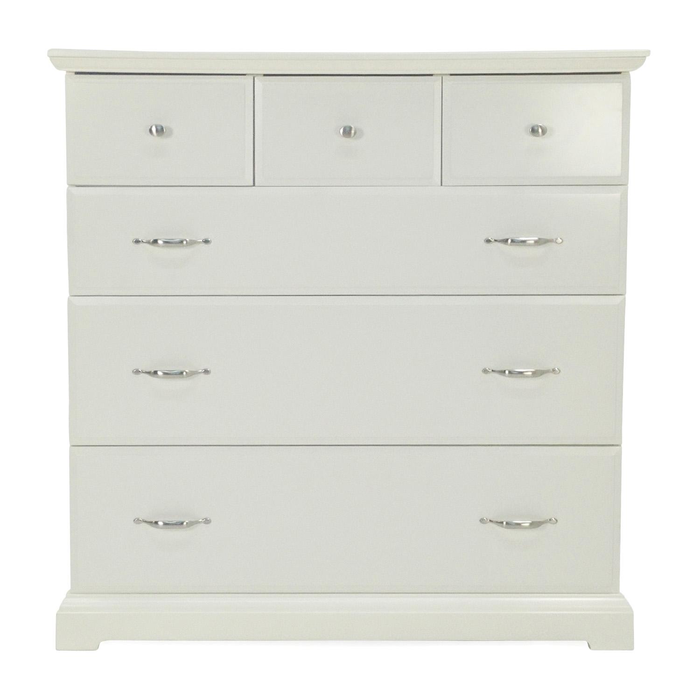 IKEA White Dresser discount