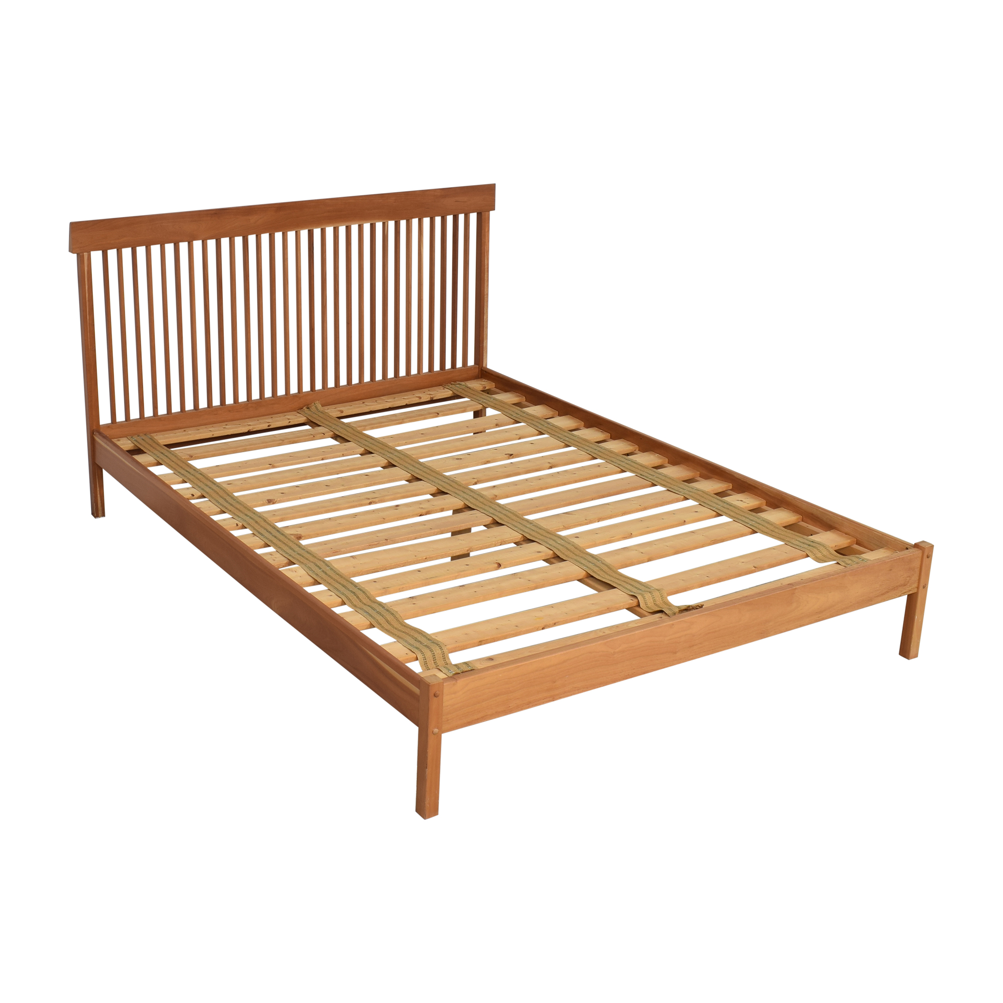 Shaker Style Queen Platform Bed ct
