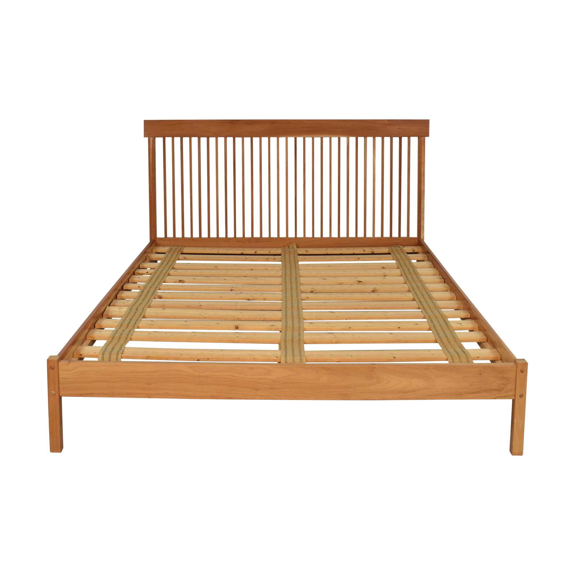 Shaker Style Queen Platform Bed nj