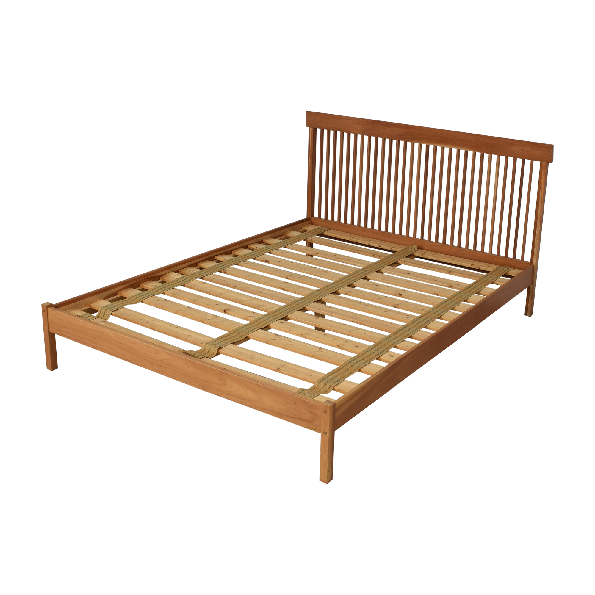 buy Shaker Style Queen Platform Bed  Beds
