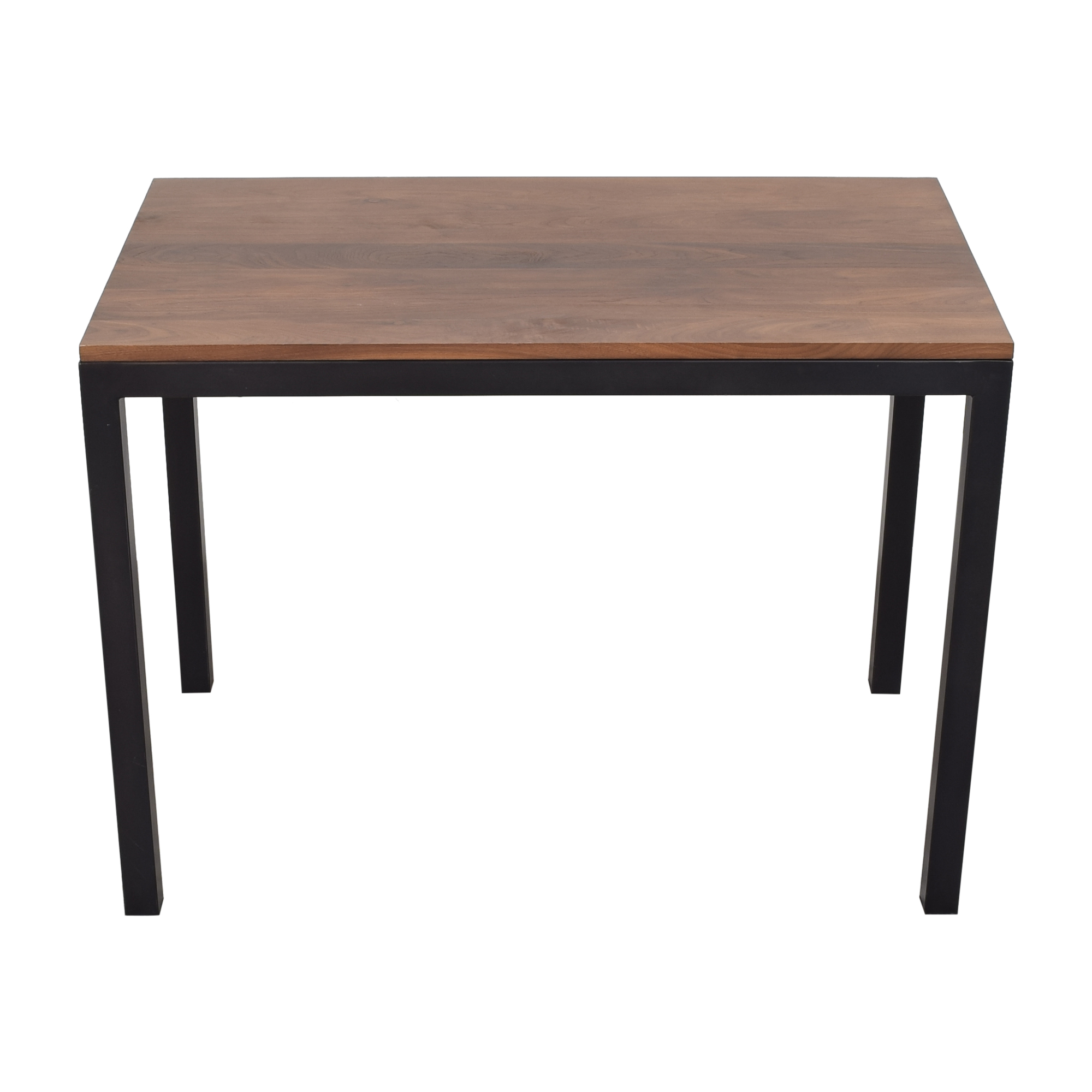 shop Crate & Barrel Custom Parsons Table Crate & Barrel