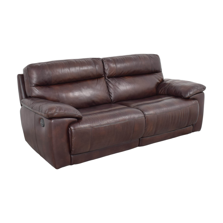 Raymour & Flanigan Reclining Sofa / Classic Sofas