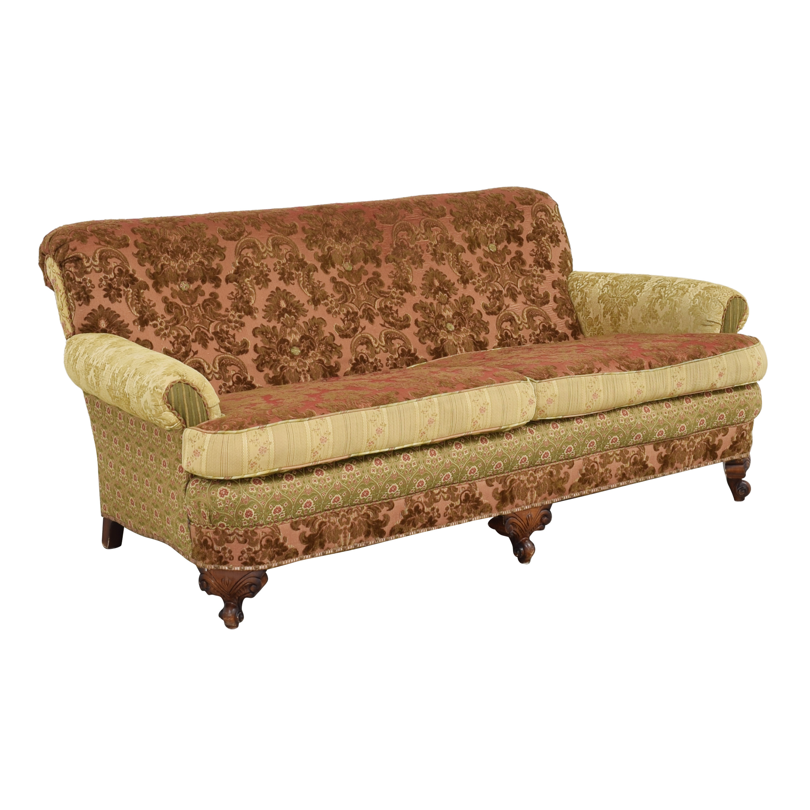 buy Key City Jeff Zimmerman Victorian Sofa Key City Furniture Sofas