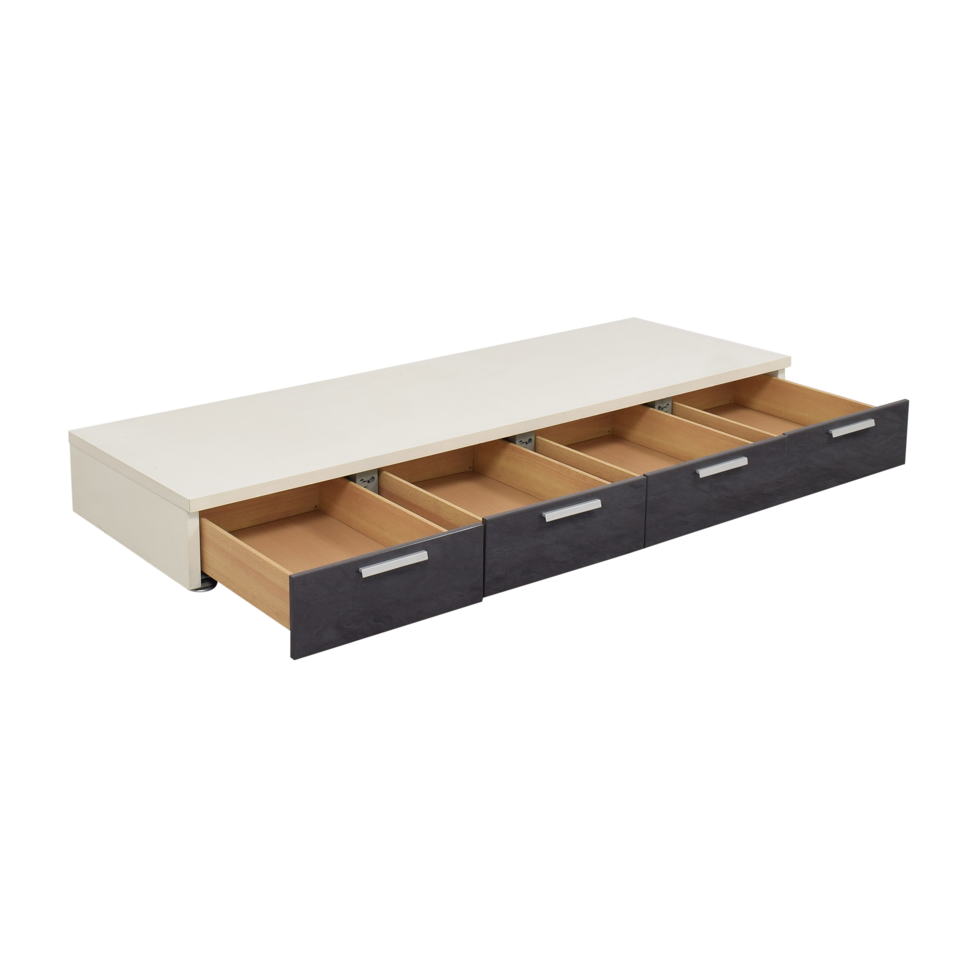 BoConcept BoConcept Lacquer Storage Media Cabinet on sale