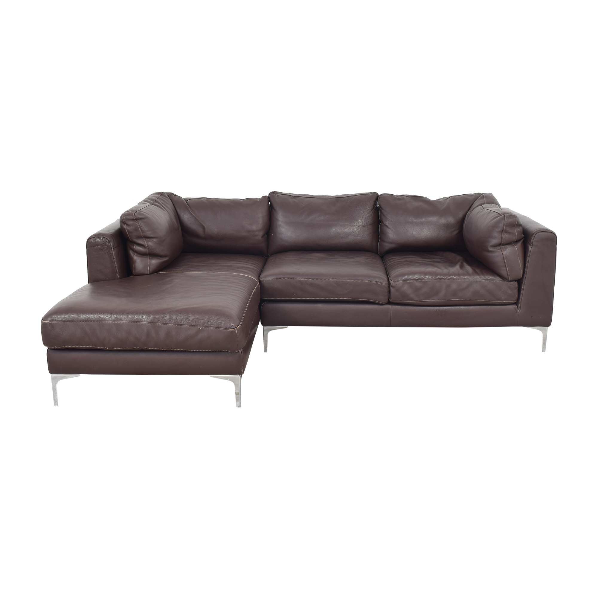Design Within Reach Design Within Reach Nicoletti Sectional on sale