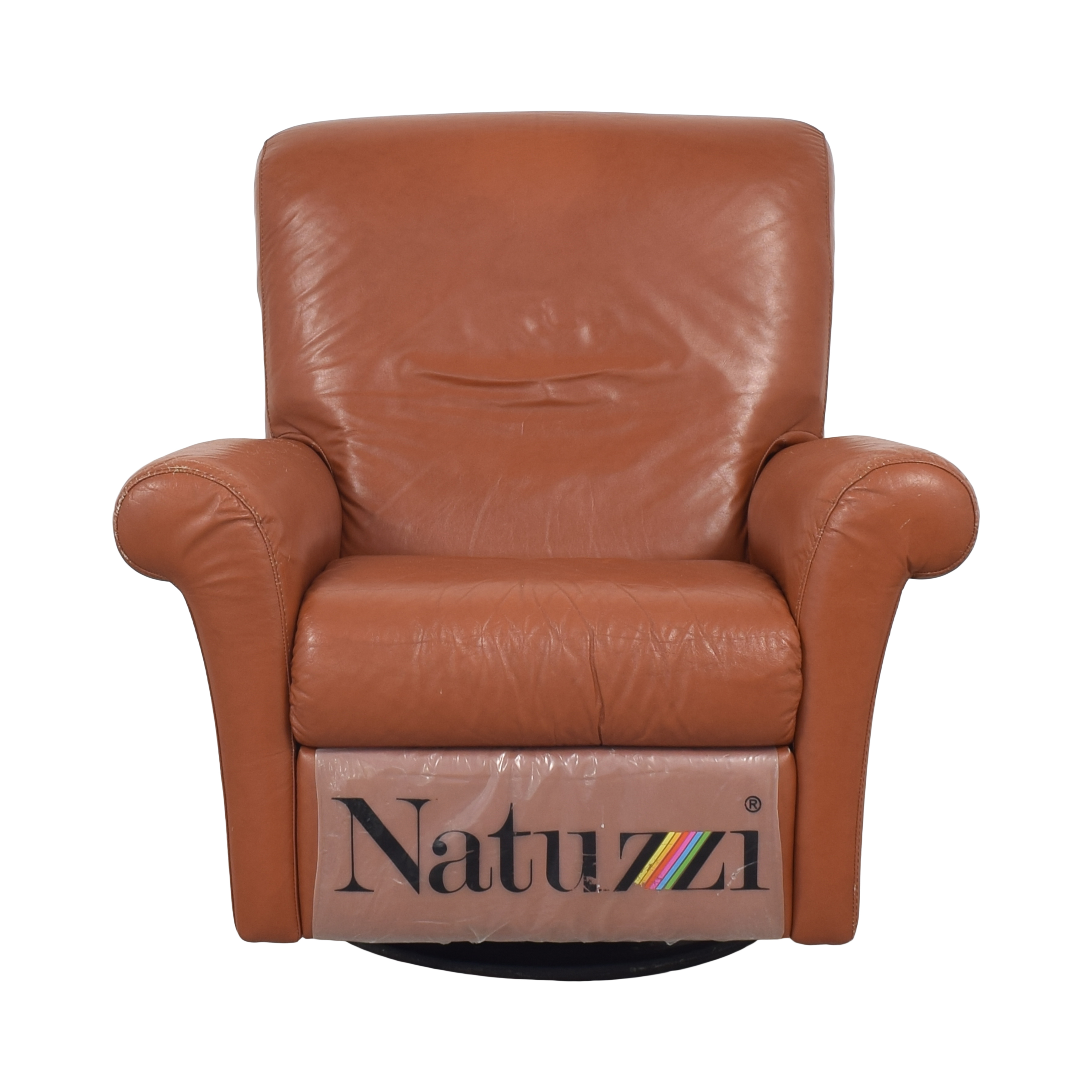 Natuzzi Natuzzi Swivel Recliner second hand