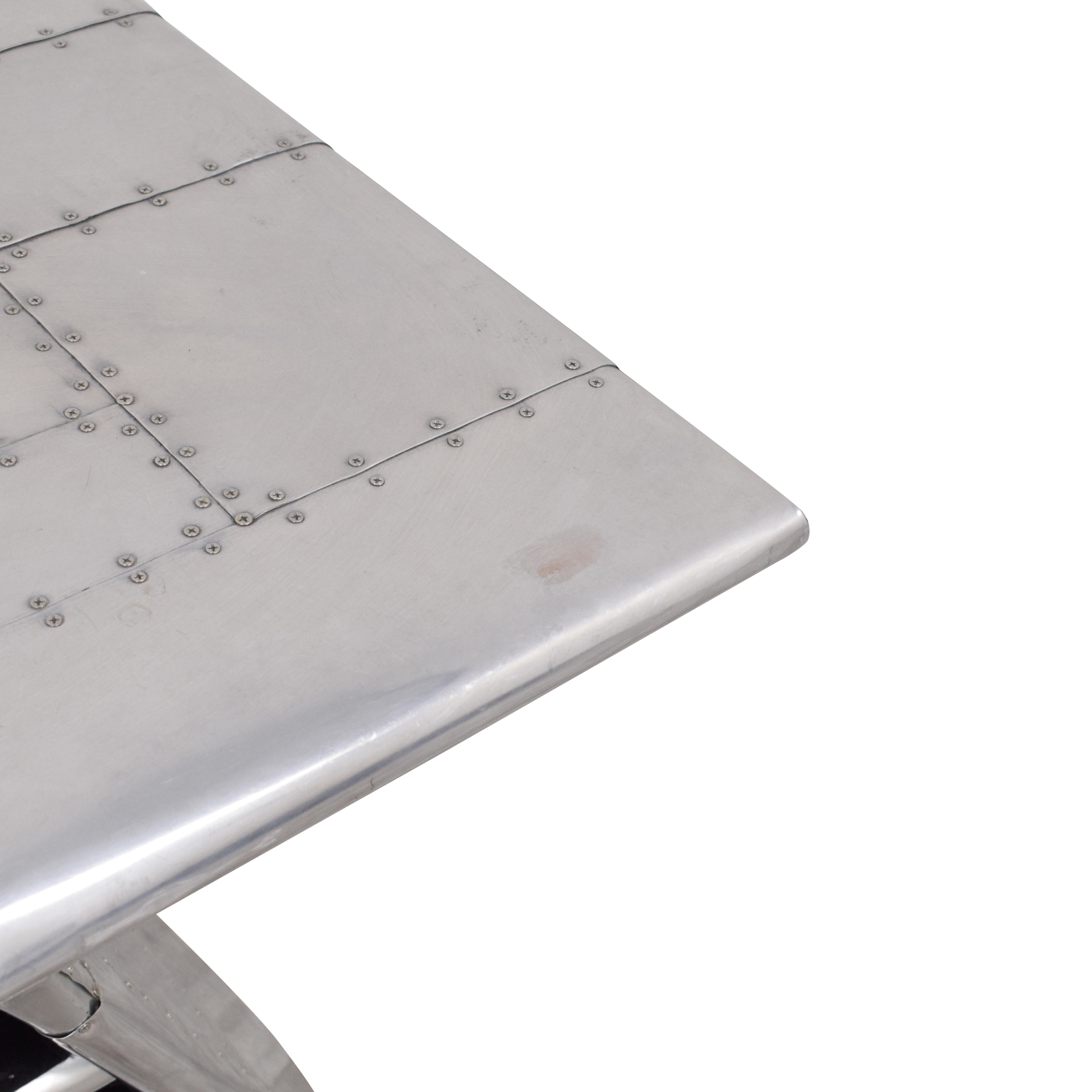Restoration Hardware Restoration Hardware Aviator Wing Desk ma