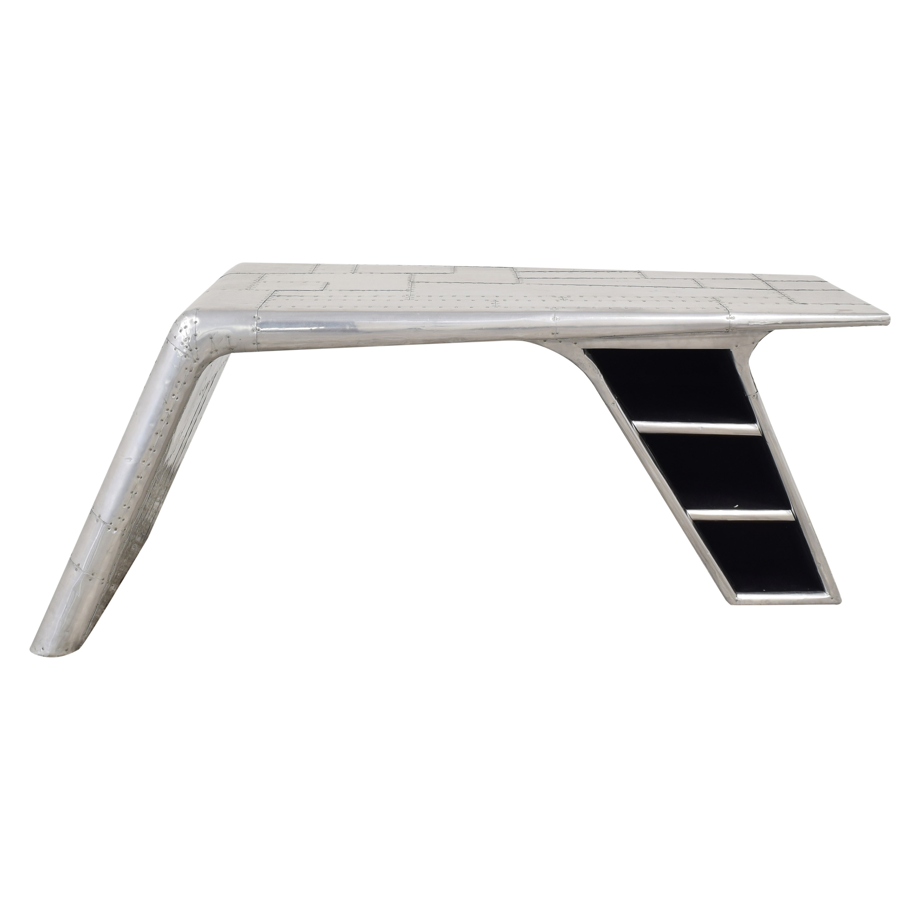 shop Restoration Hardware Aviator Wing Desk Restoration Hardware Tables