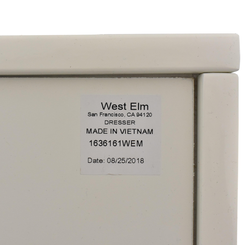 West Elm West Elm Emmerson Six Drawer Dresser price