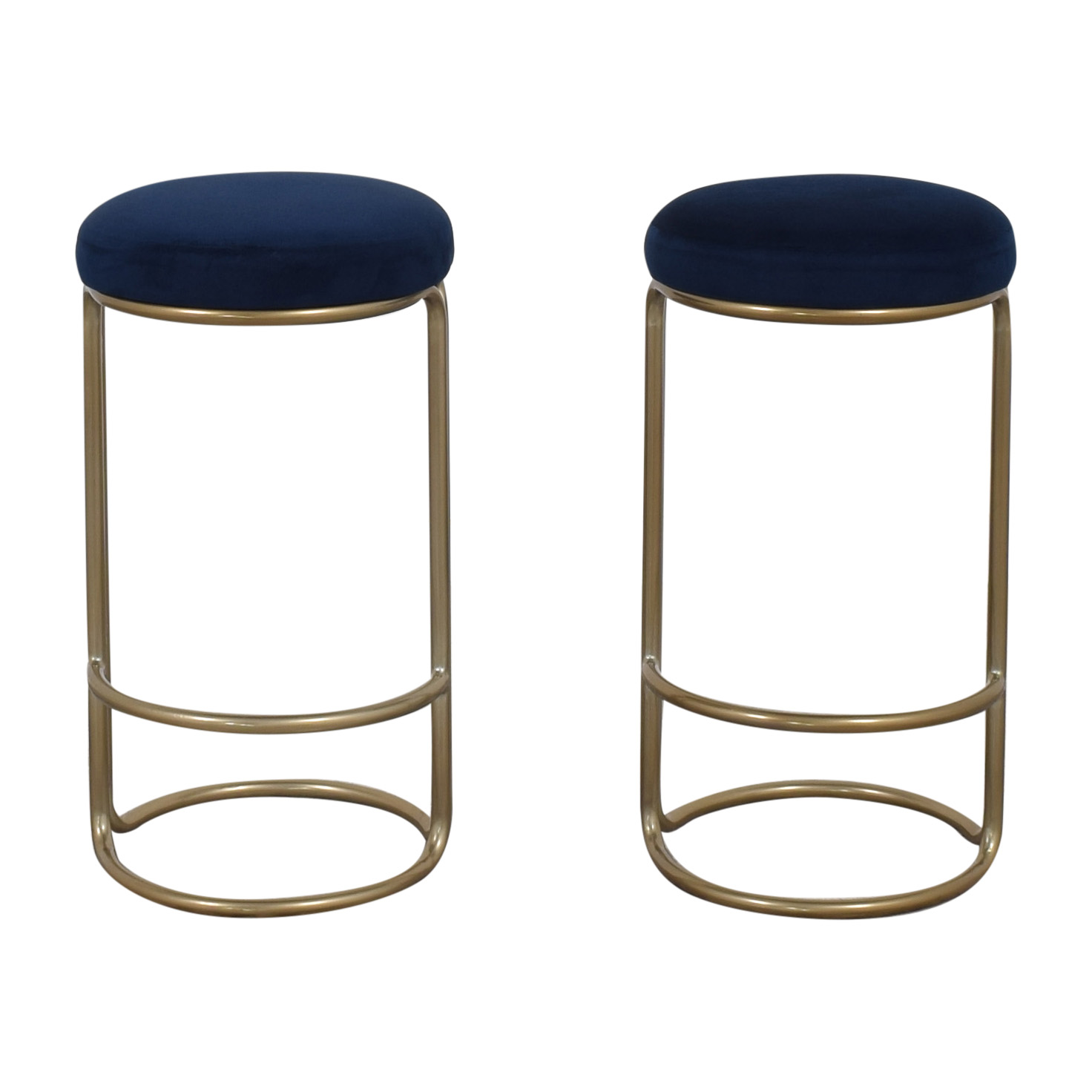 West Elm West Elm Cora Counter Stools nyc