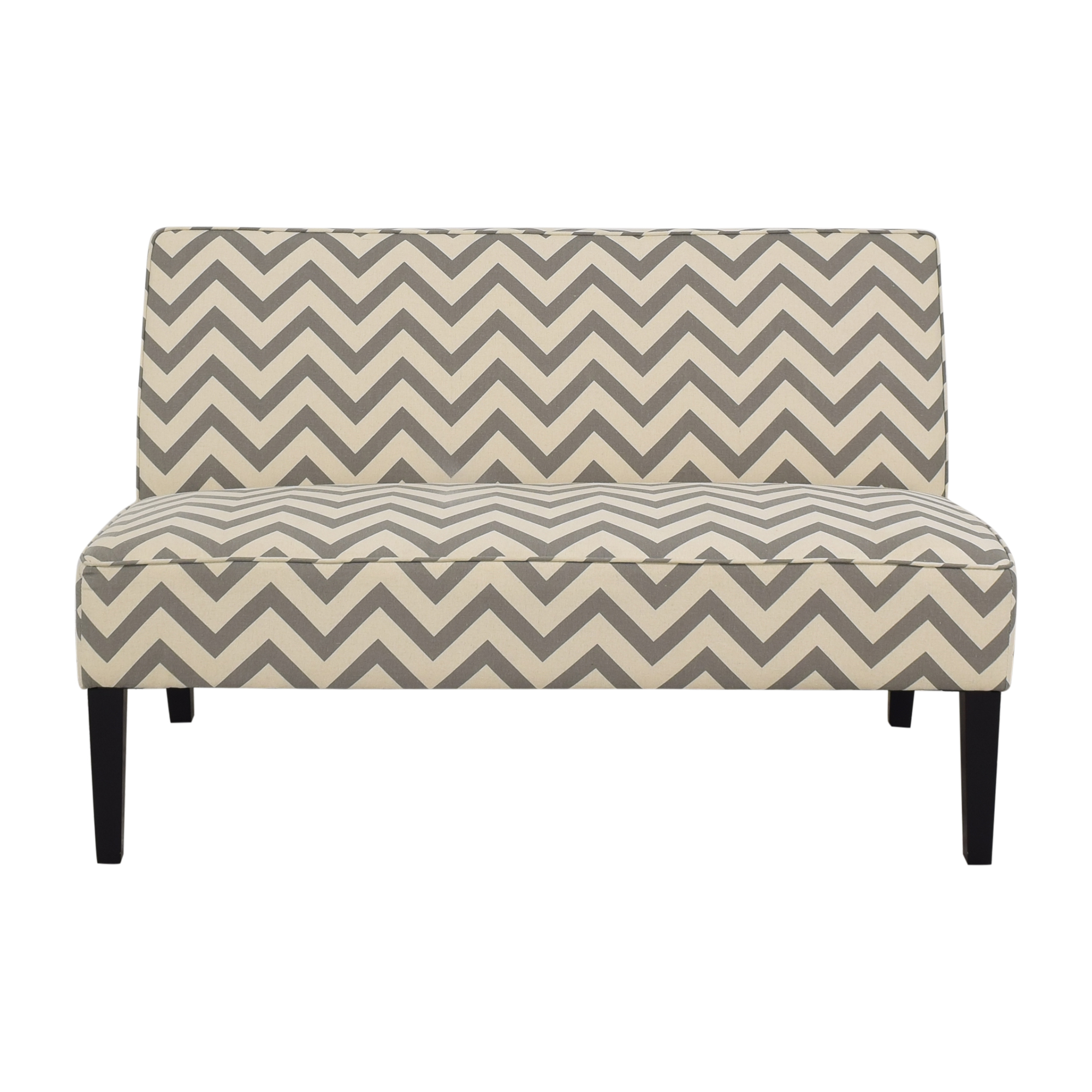 Noble House Noble House Upholstered Bench Chairs