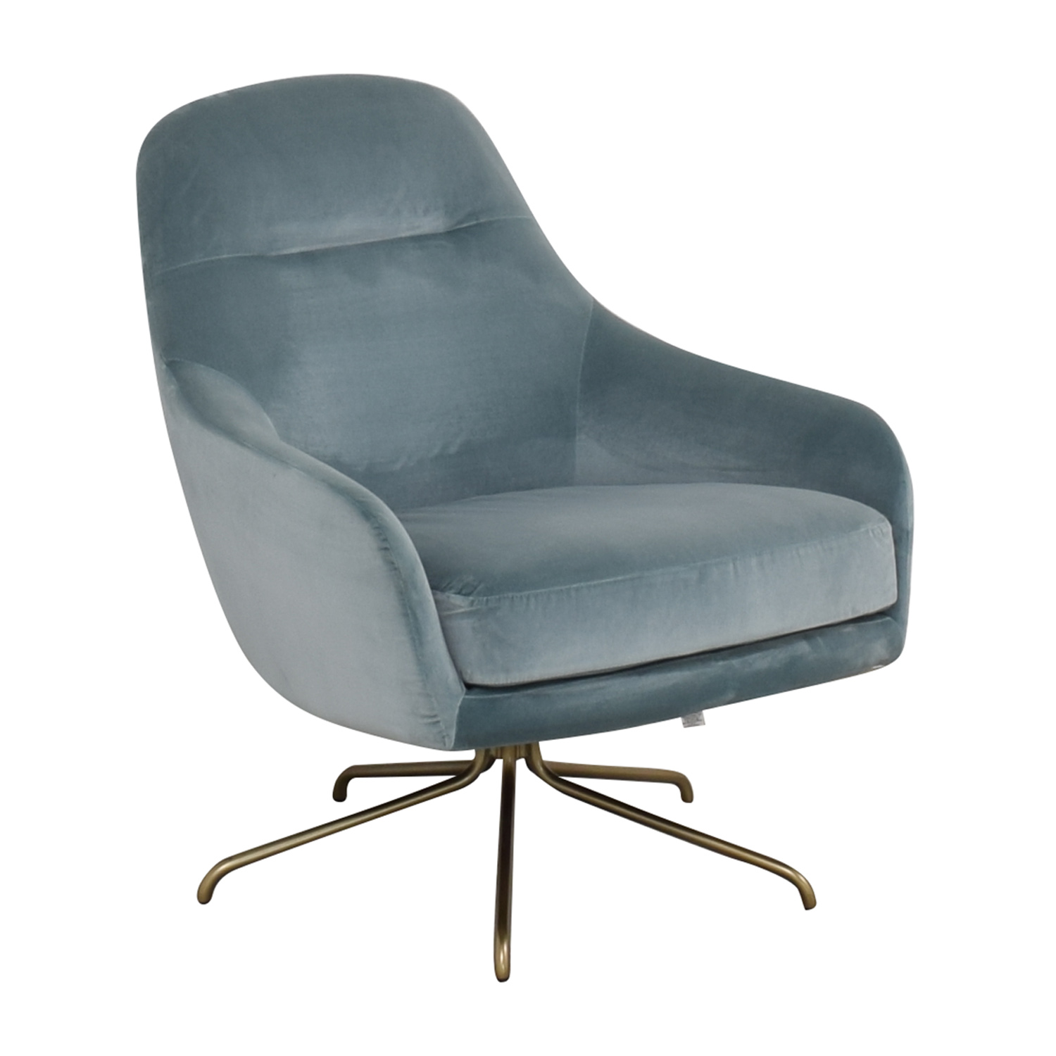 West Elm West Elm Valentina Swivel Chair second hand
