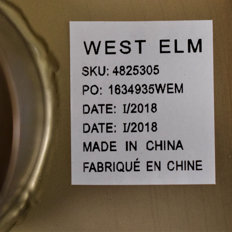 West Elm West Elm Valentina Swivel Chair coupon