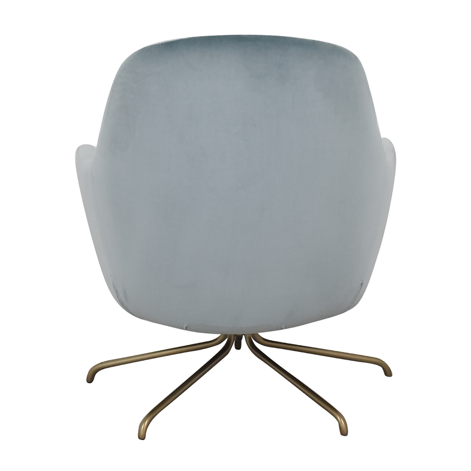 West Elm West Elm Valentina Swivel Chair ma
