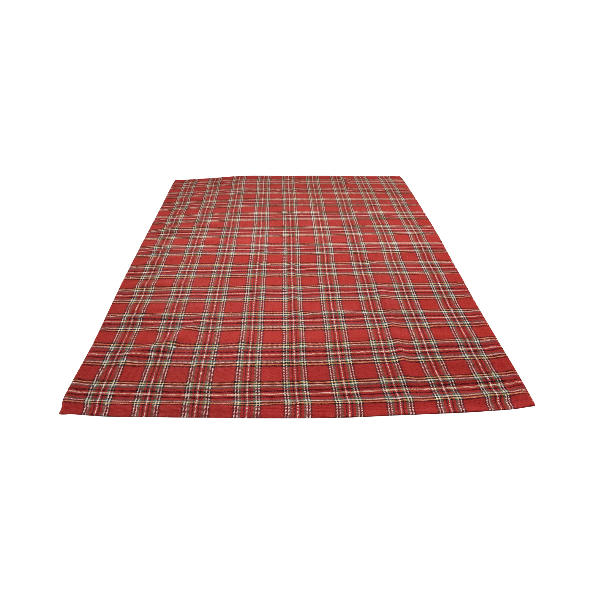 Capel Rugs Capel Currituck Plaid Rug nyc