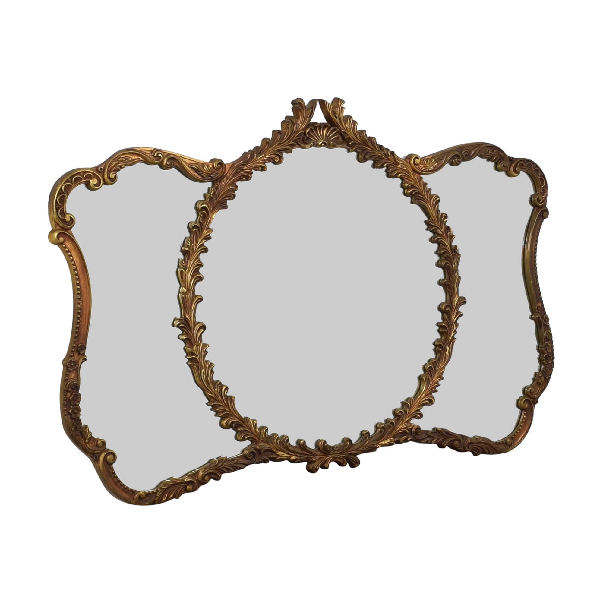 Union City Mirror & Table Co. Union City Mirror & Table Co. Carved Wall Mirror discount