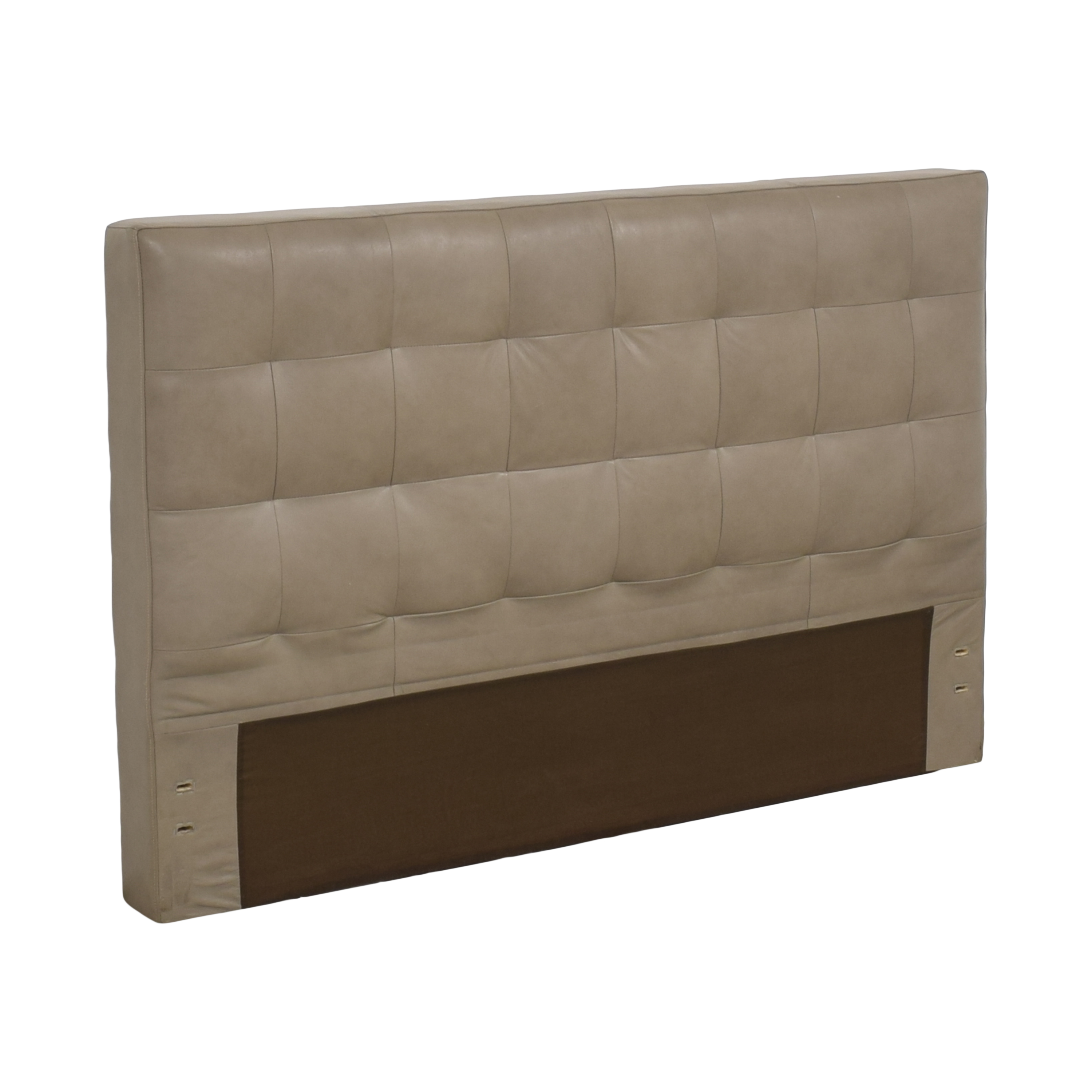West Elm West Elm Tufted Queen Headboard dimensions
