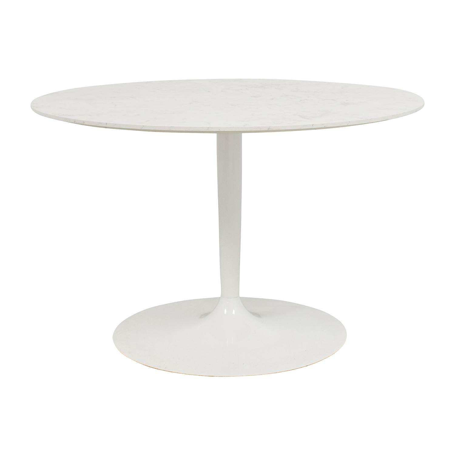 Lippa 48 Inch Artificial Marbel Dining Table sale