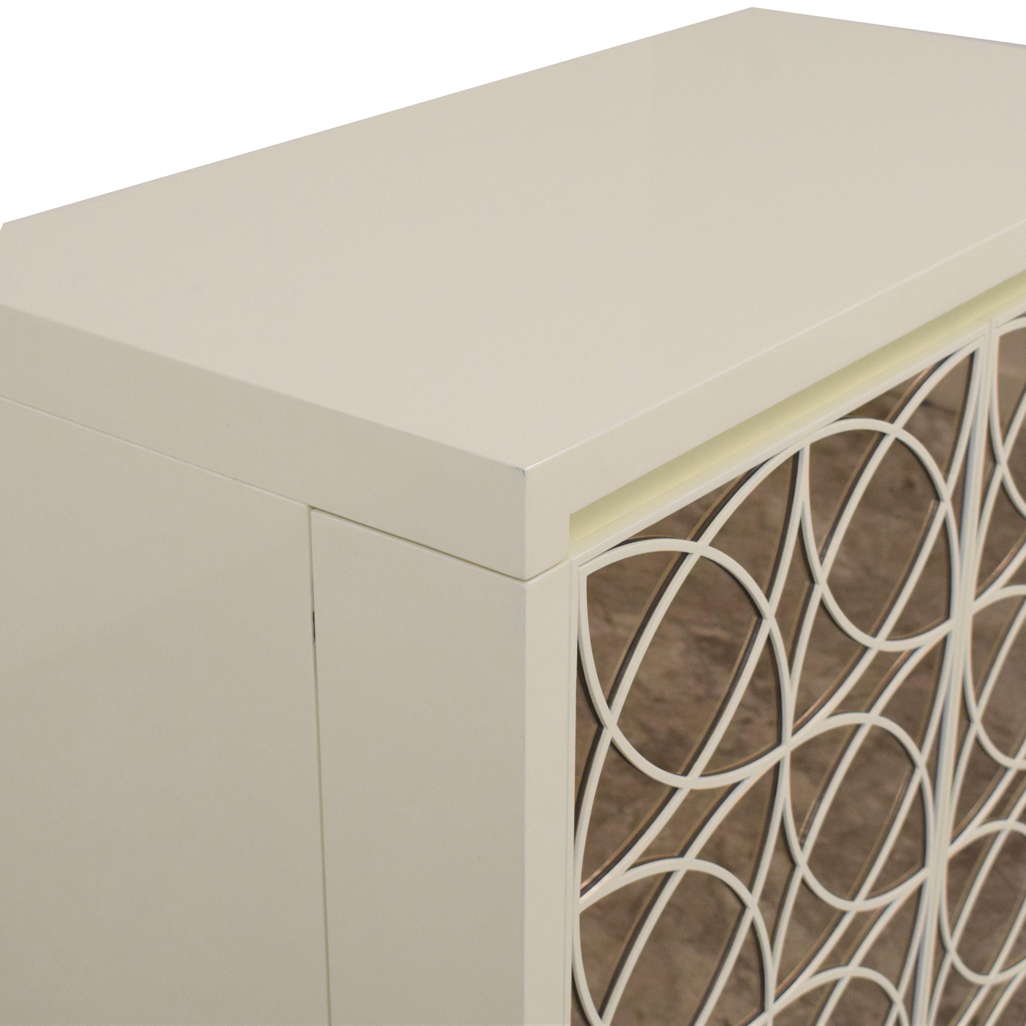 shop Mitchell Gold + Bob Williams Lawson Bar Mitchell Gold + Bob Williams Cabinets & Sideboards