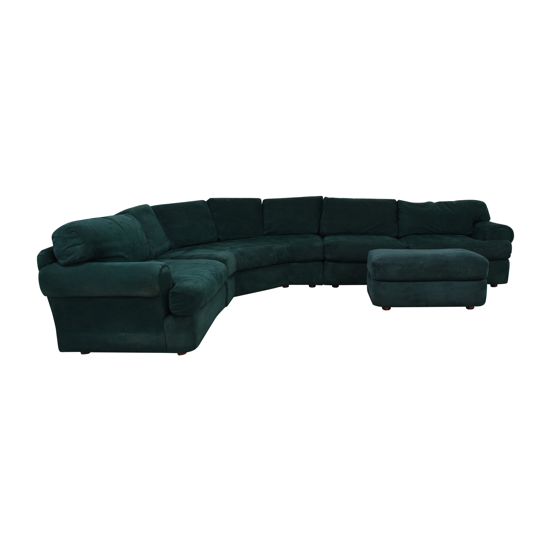 buy Hendredon Furniture Sectional Henredon Furniture