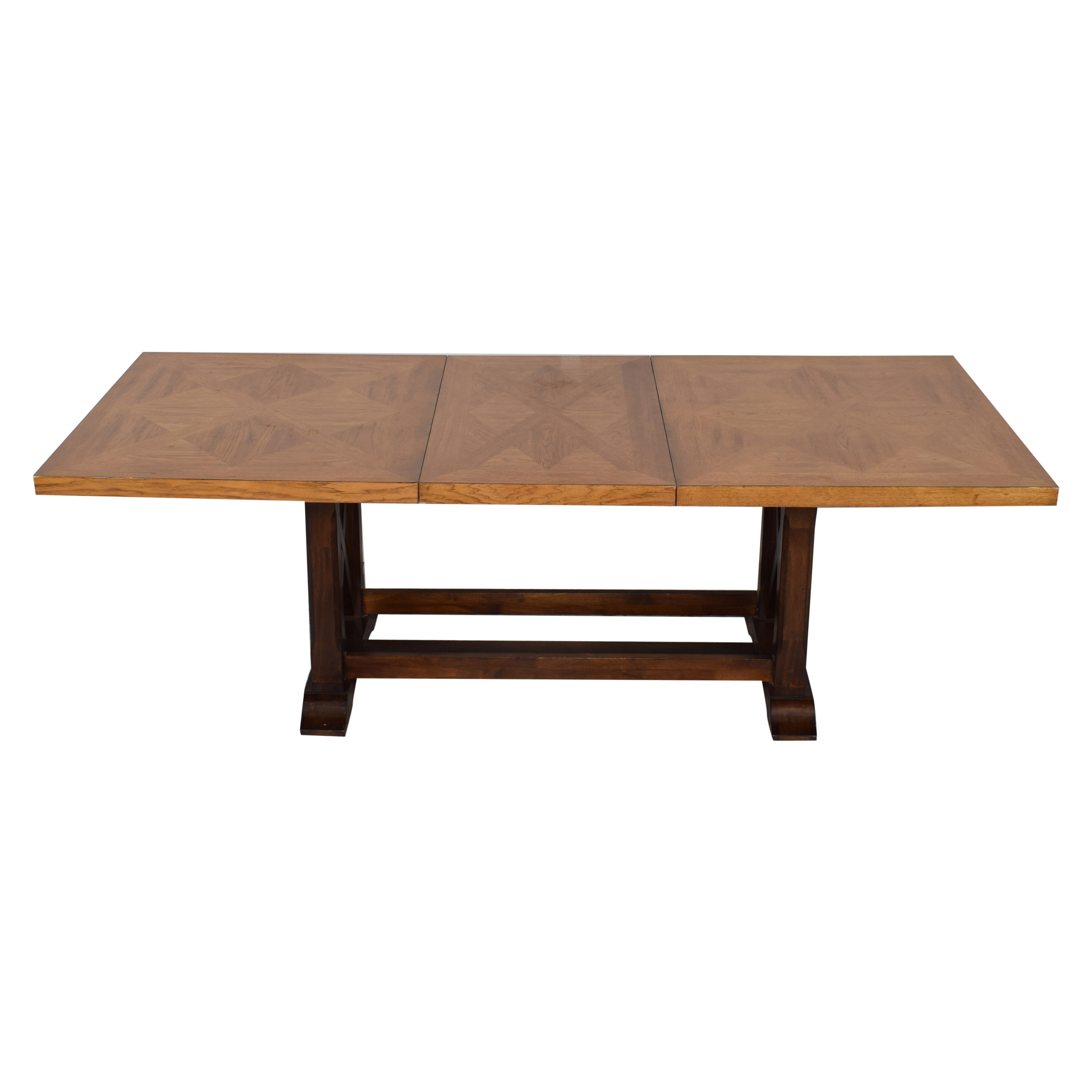 Klaussner Klaussner Dayton Extended Dining Table second hand