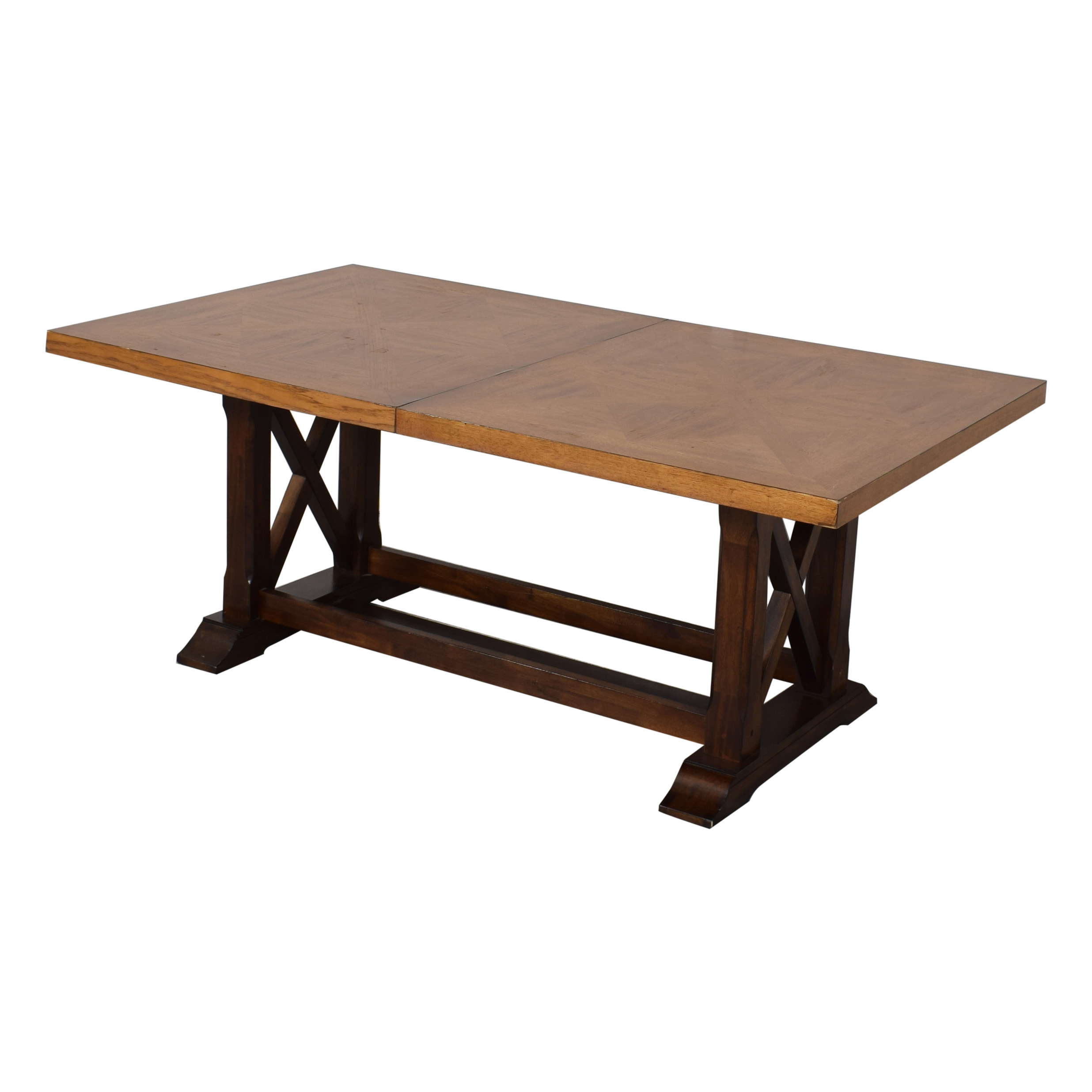 Klaussner Dayton Extended Dining Table sale