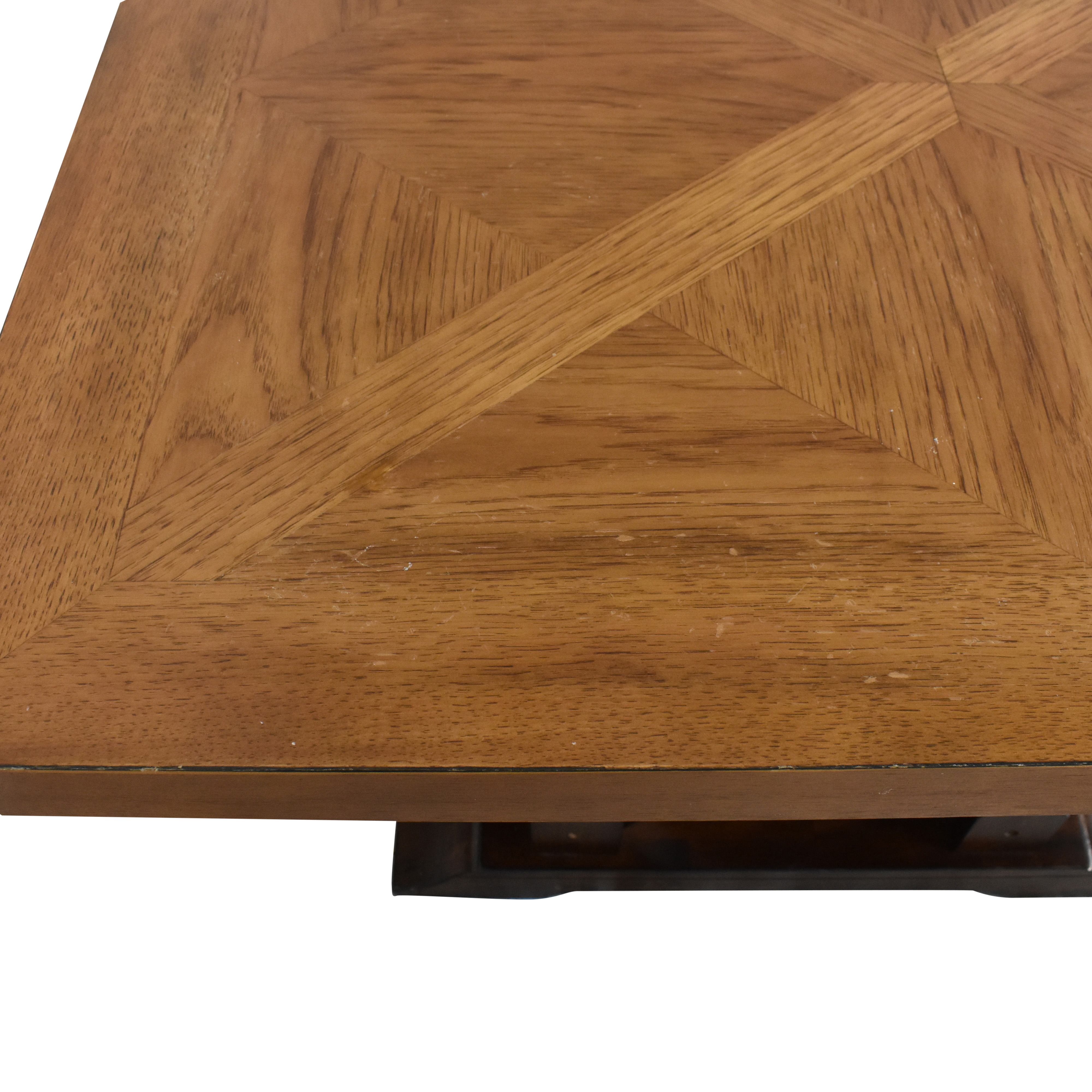 buy Klaussner Dayton Extended Dining Table Klaussner