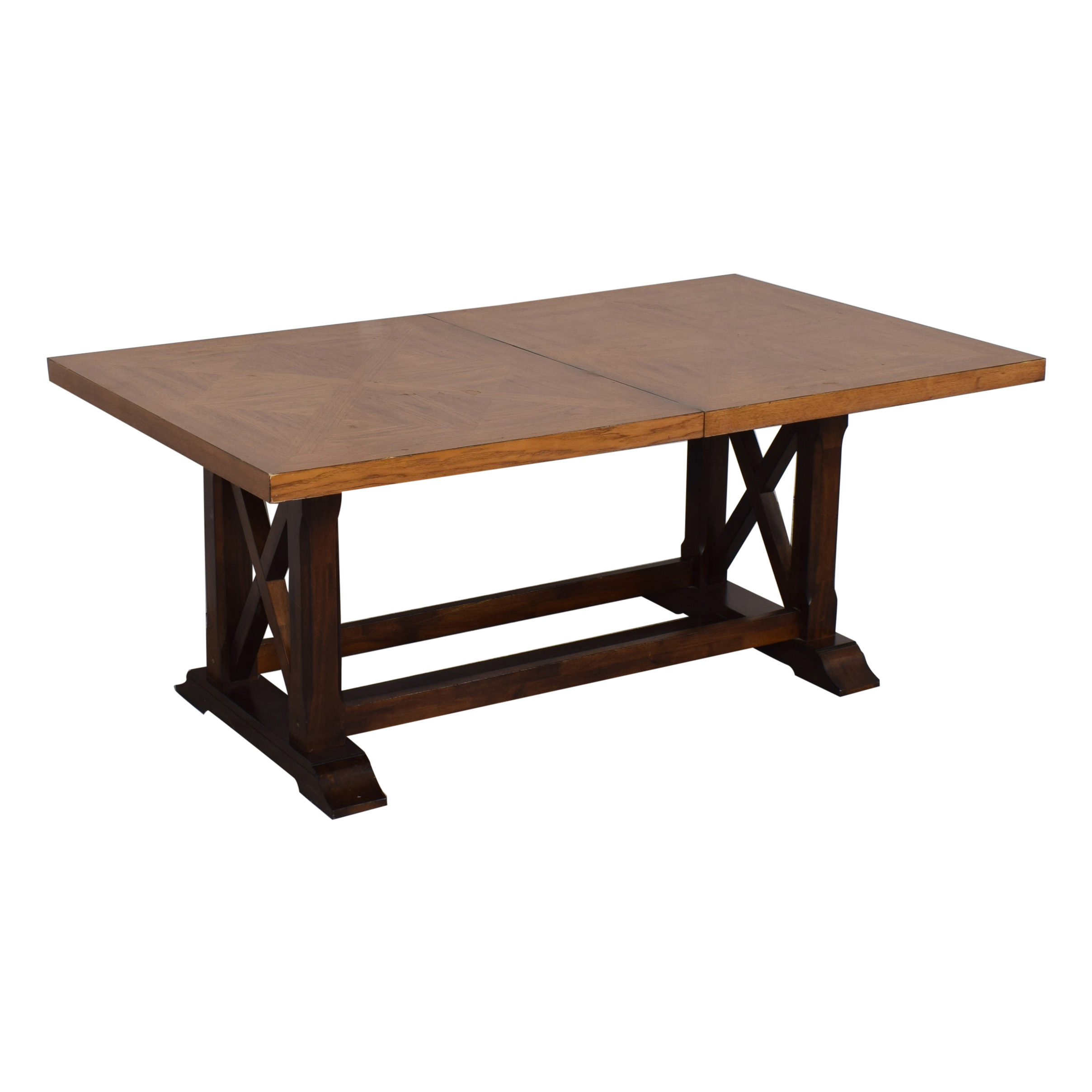 Klaussner Dayton Extended Dining Table / Dinner Tables