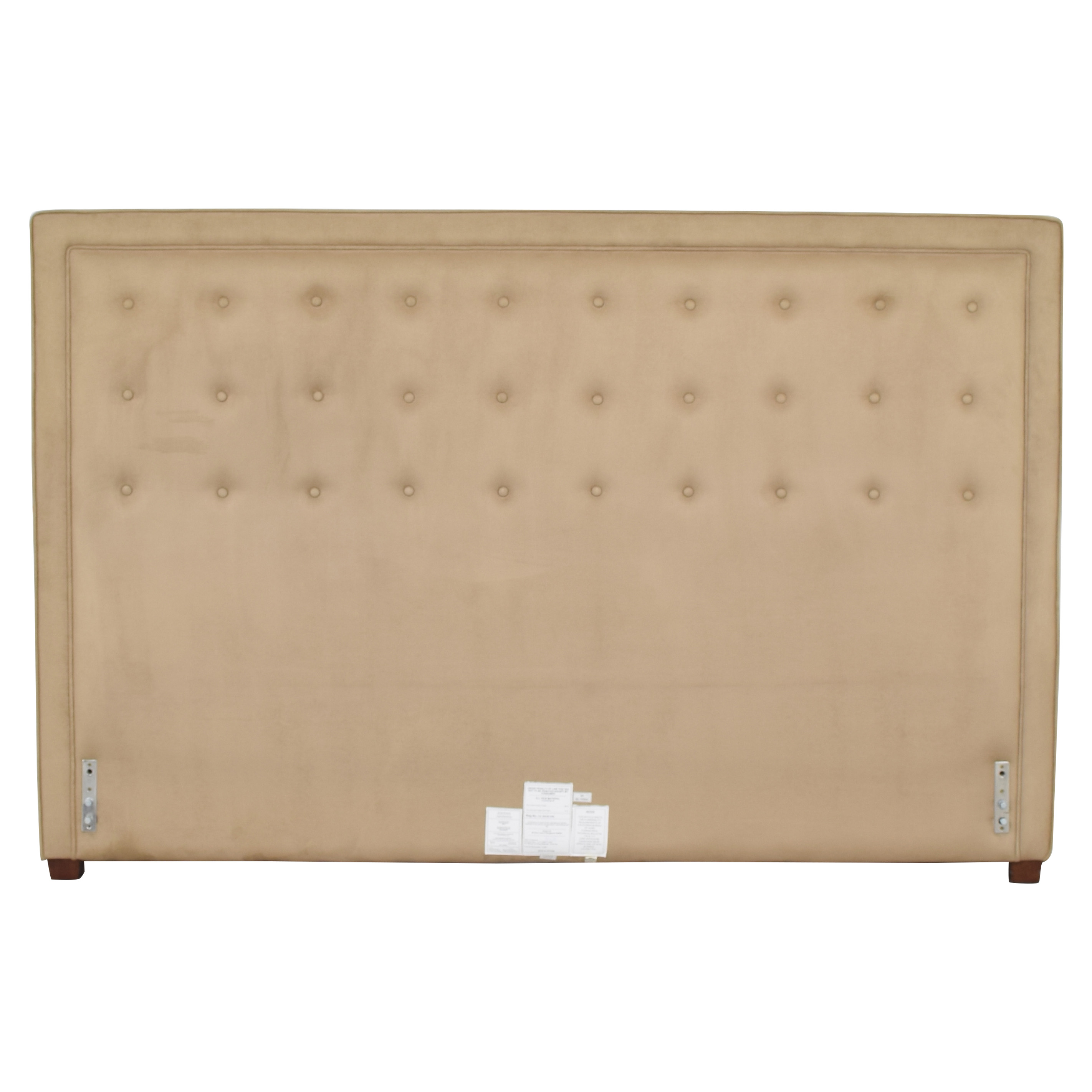 Pottery Barn Pottery Barn Georgetown Tufted Headboard discount