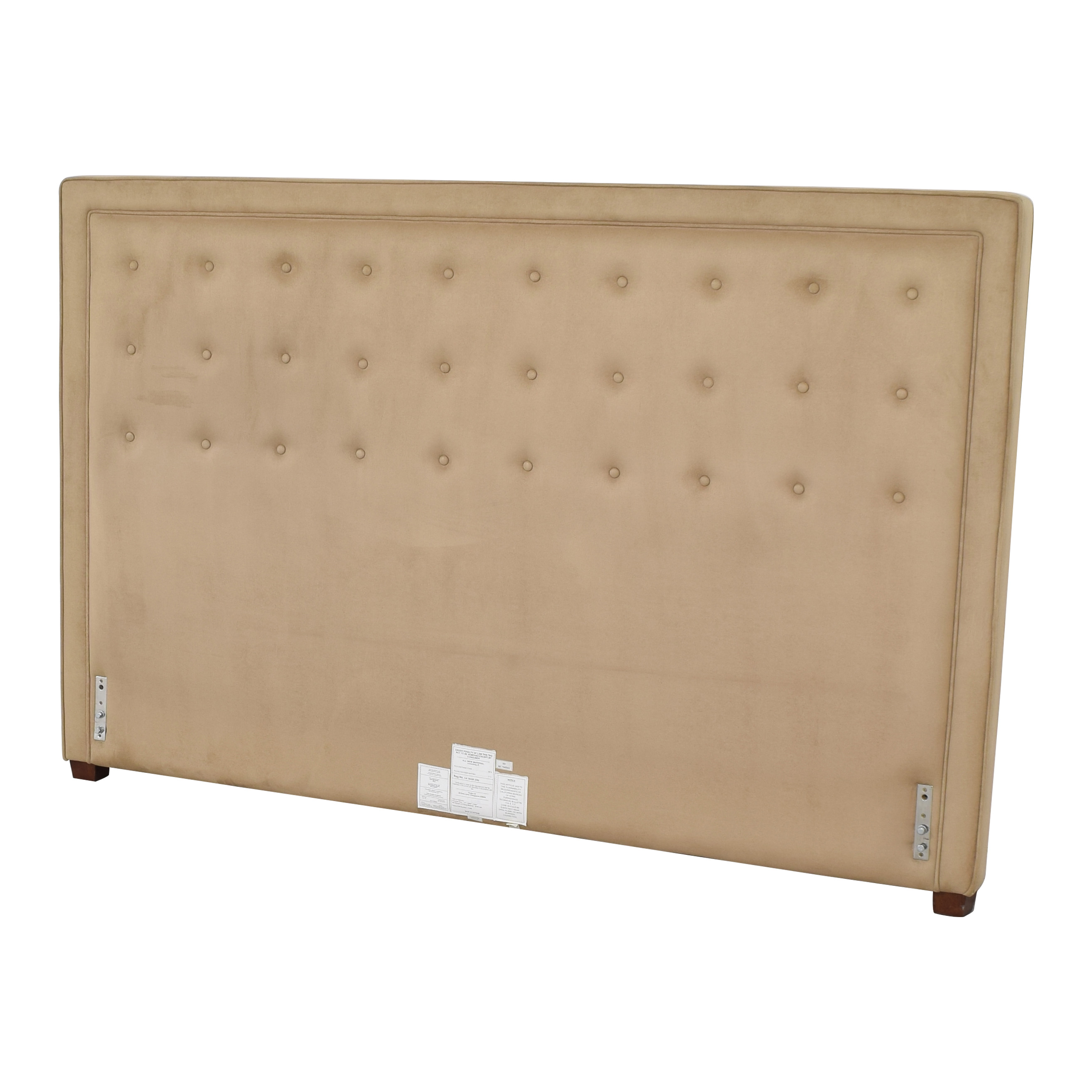 Pottery Barn Pottery Barn Georgetown Tufted Headboard ct