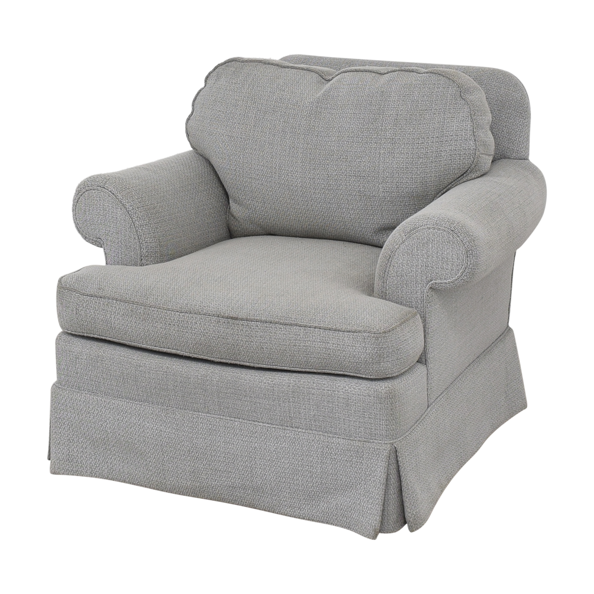 Custom Slipcovered Armchair / Chairs