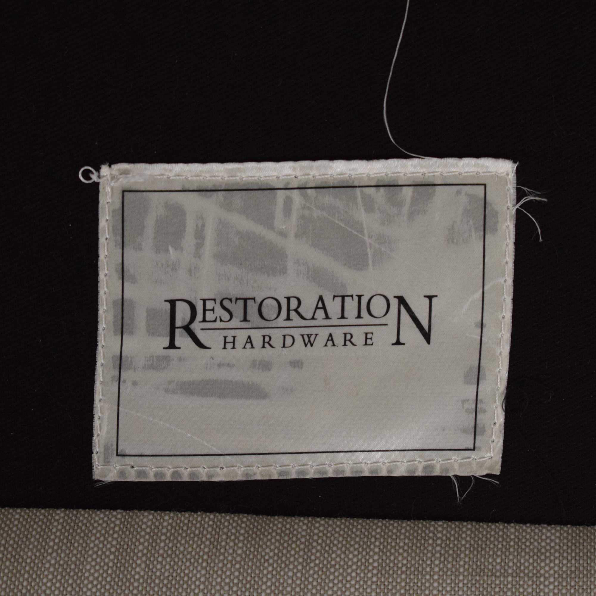 Restoration Hardware Restoration Hardware English Roll Arm Sofa second hand
