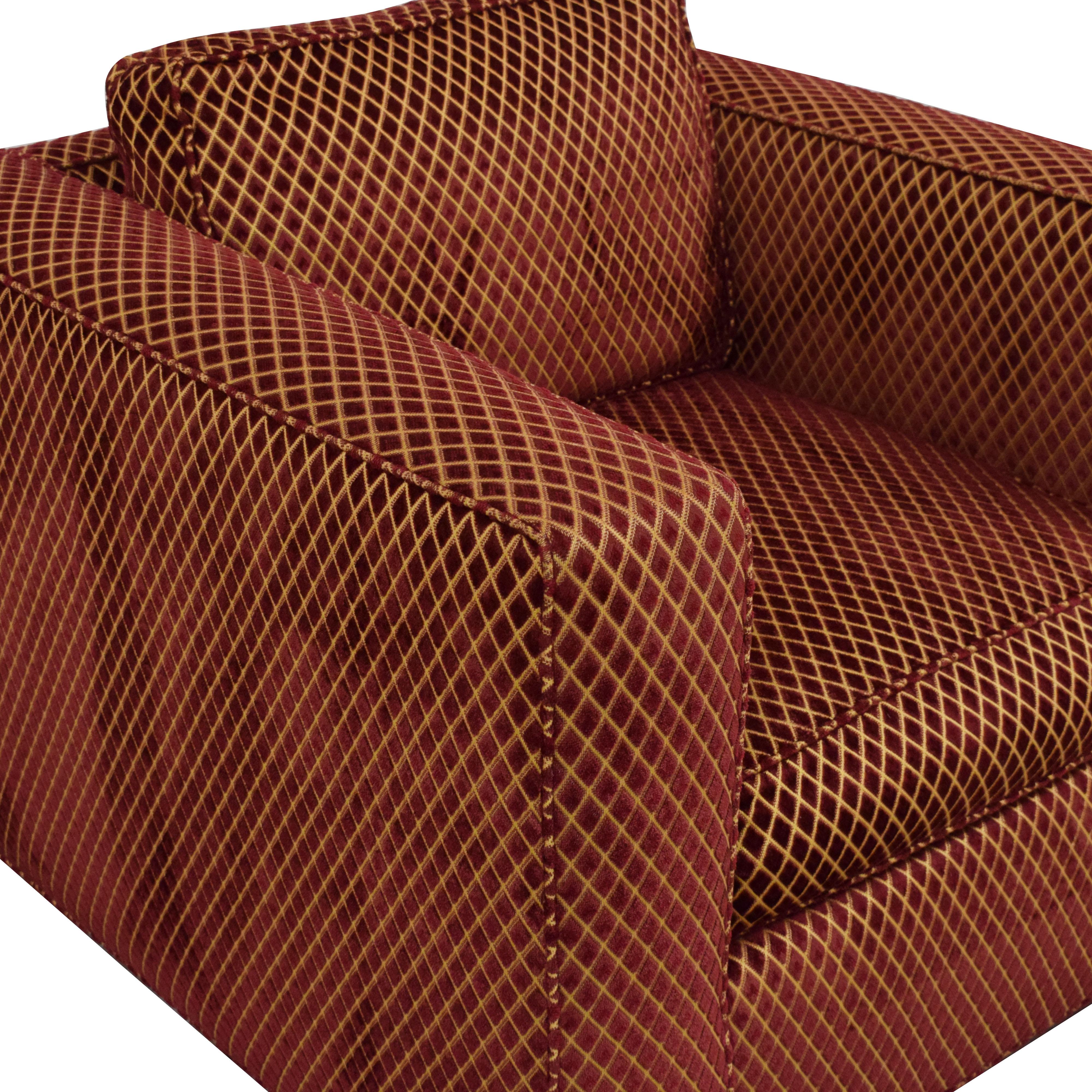 R.Jones Club Lounge Chair R.Jones