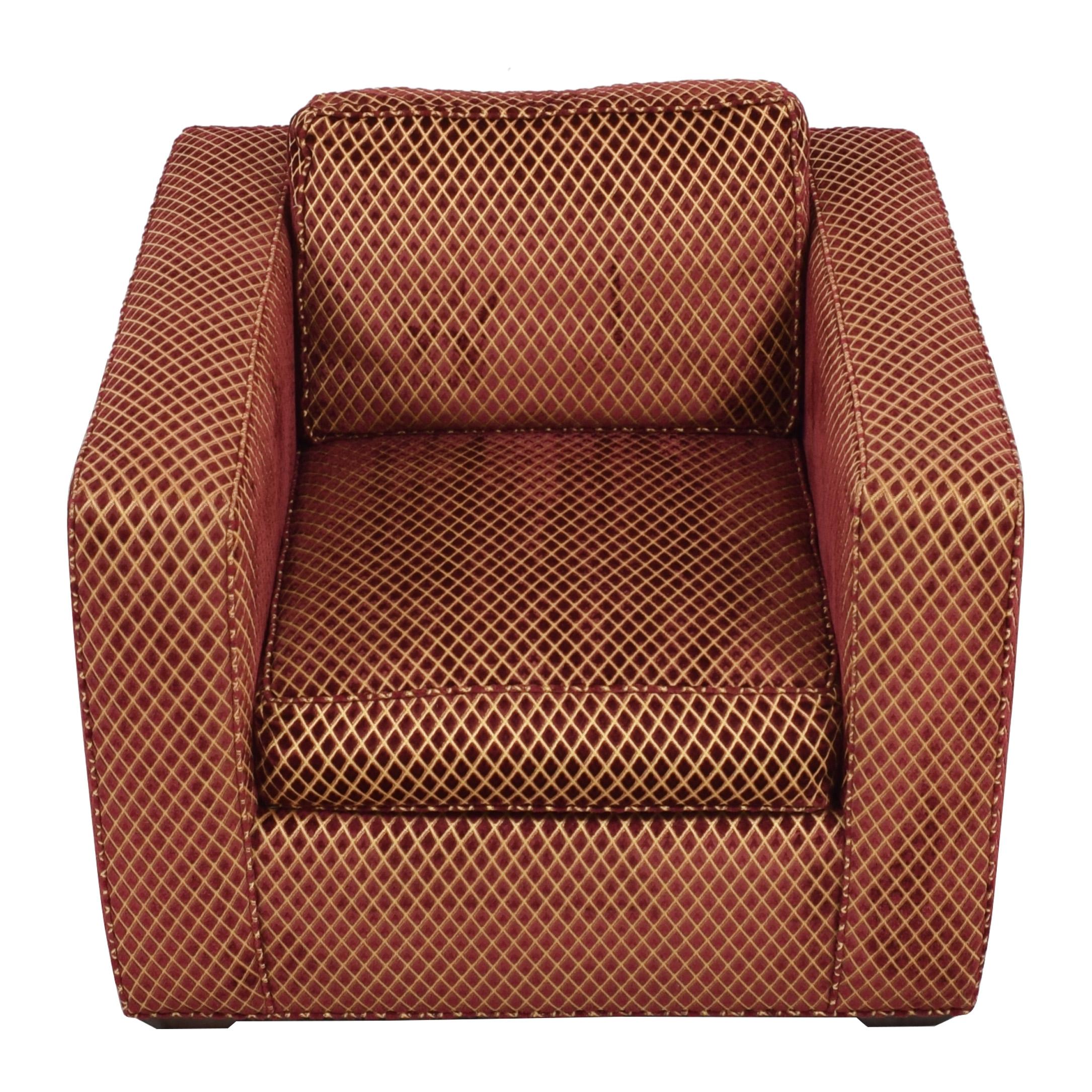 R.Jones R.Jones Club Lounge Chair